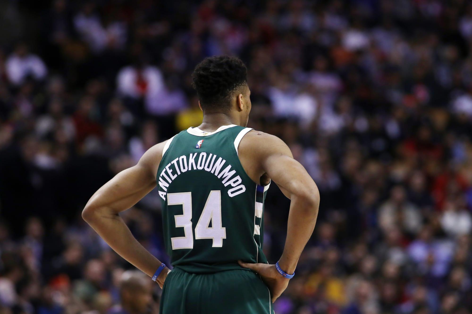 Toronto Raptors should not pursue Giannis Antetokounmpo