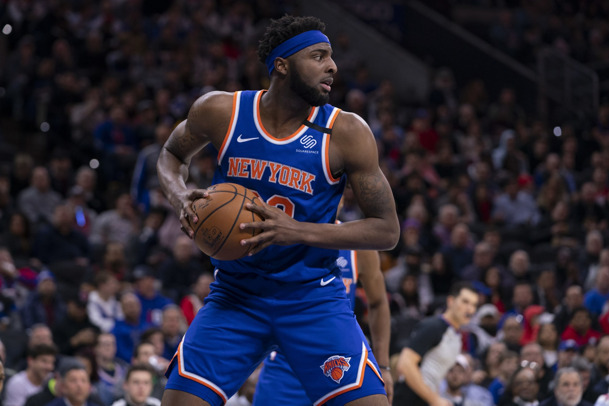 Toronto Raptors: 2020 NBA Draft trade for Mitchell Robinson