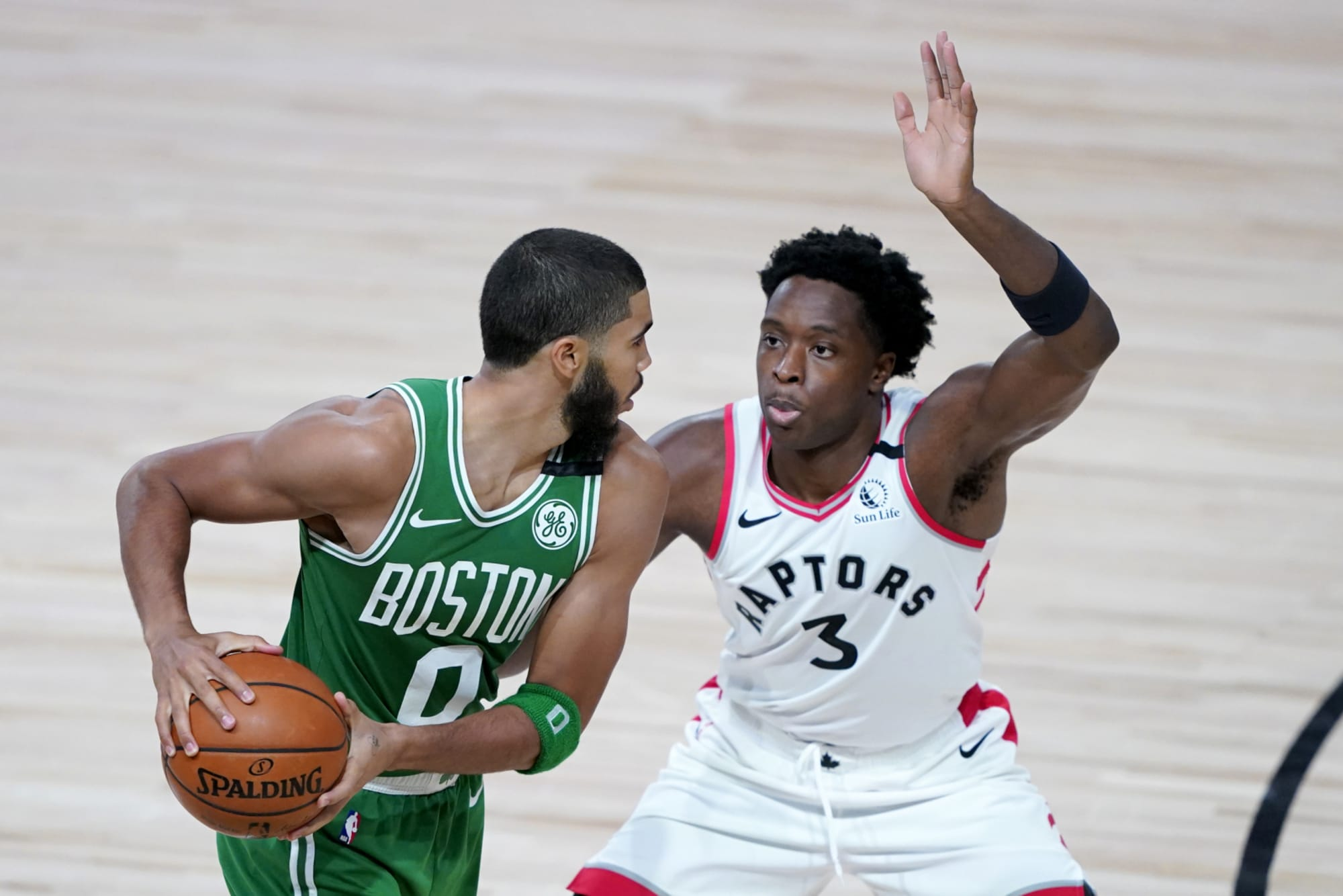 Toronto Raptors: Five games to look forward to during the first half of the 2020-21 season