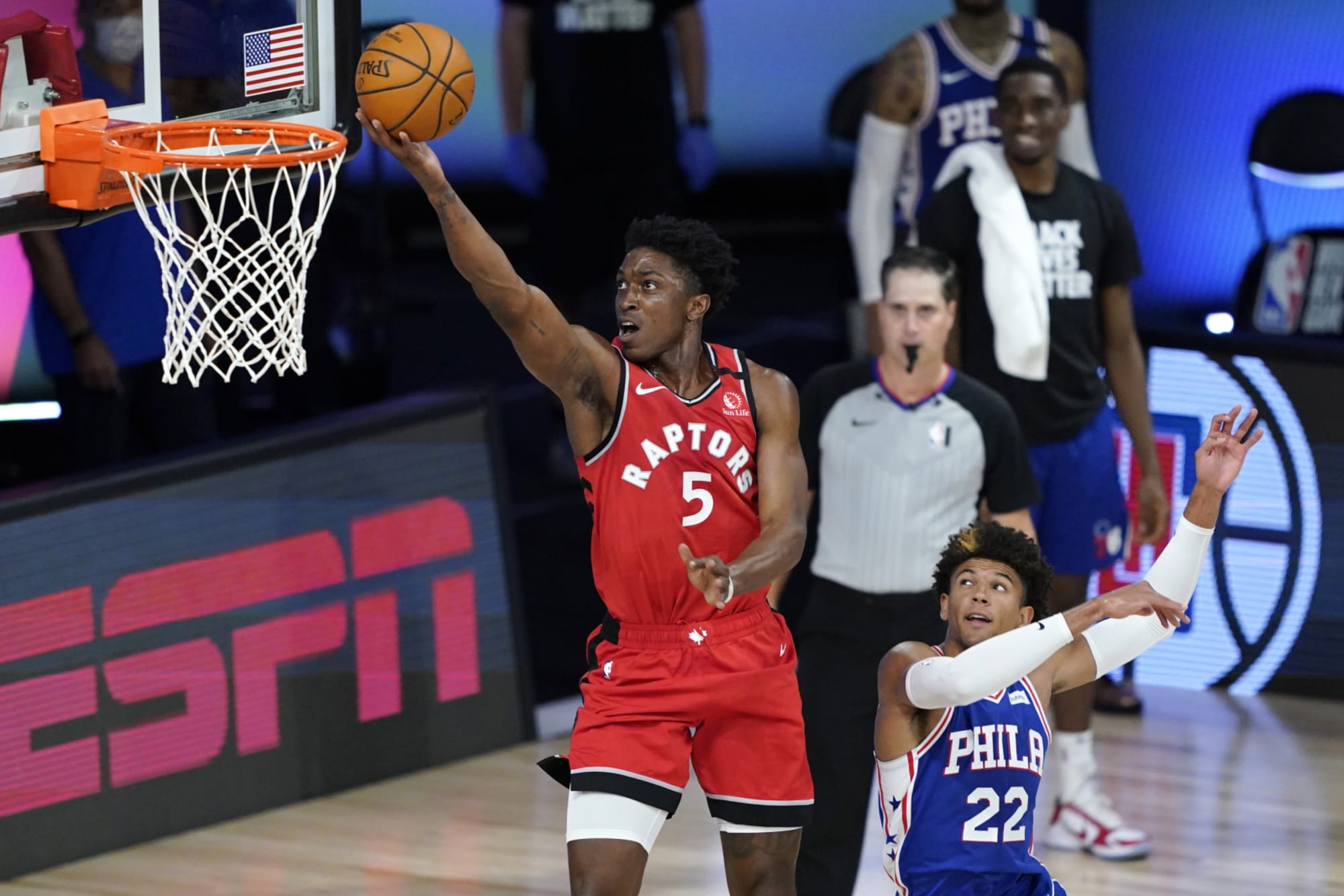 Toronto Raptors mine another hidden gem with Stanley Johnson