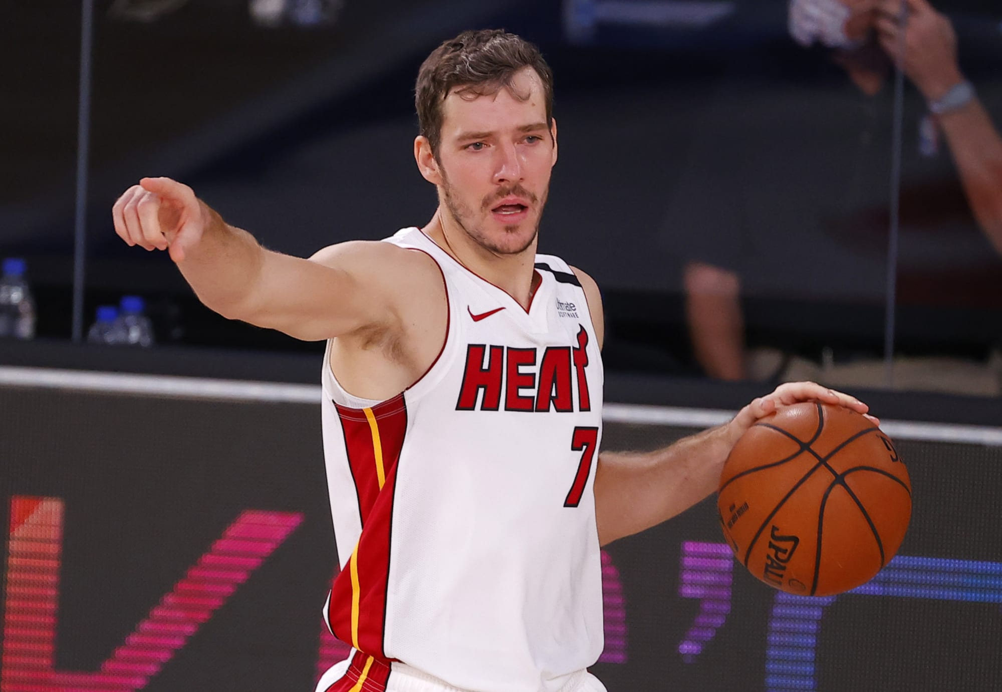 Toronto Raptors: This Mavericks trade gets Goran Dragic to Dallas