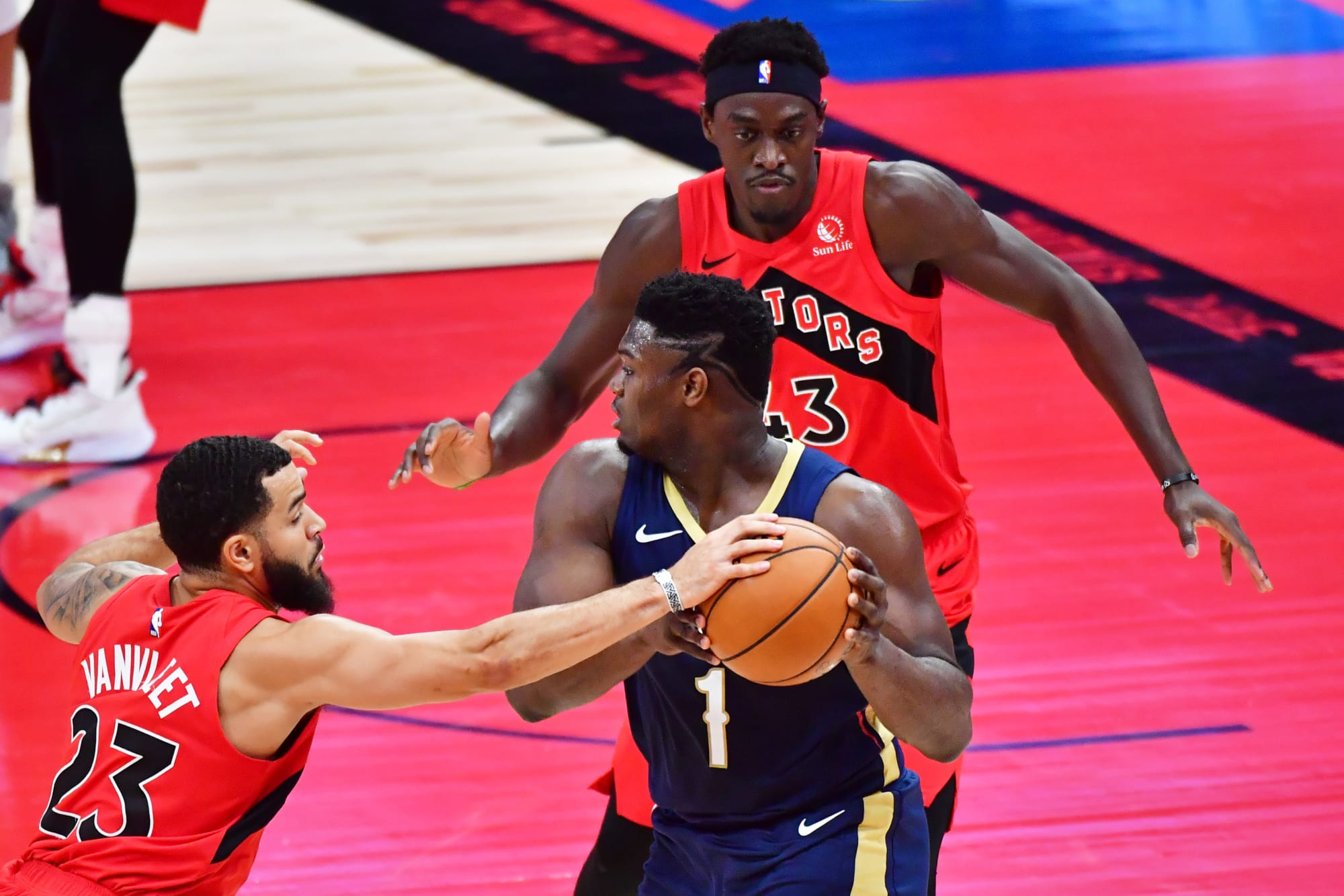 Toronto Raptors: Things to watch for against New Orleans Pelicans