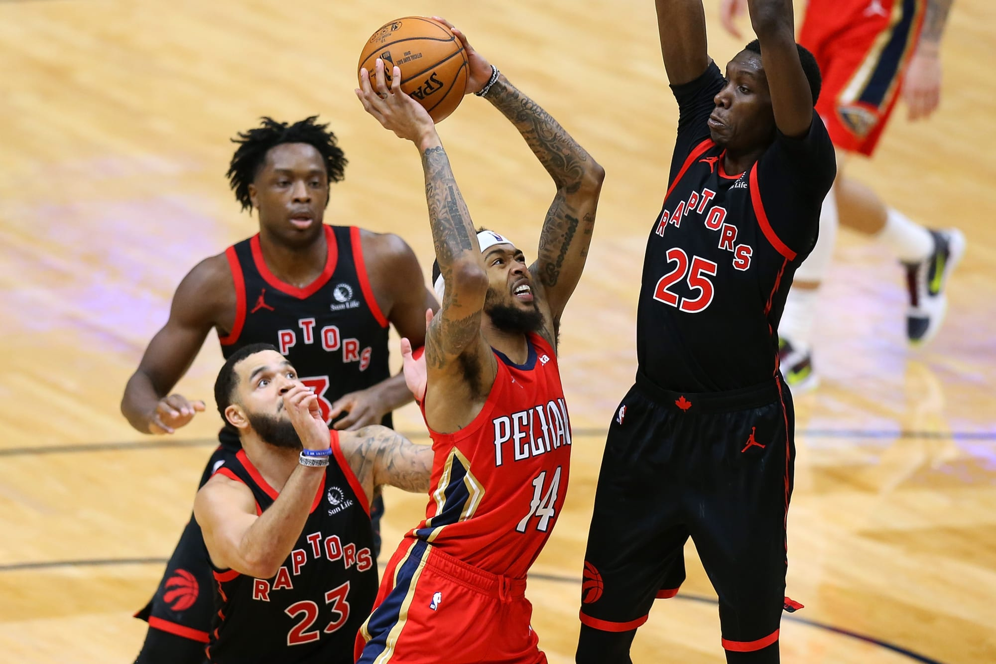 1 right and 4 wrongs with Toronto Raptors after another discouraging week