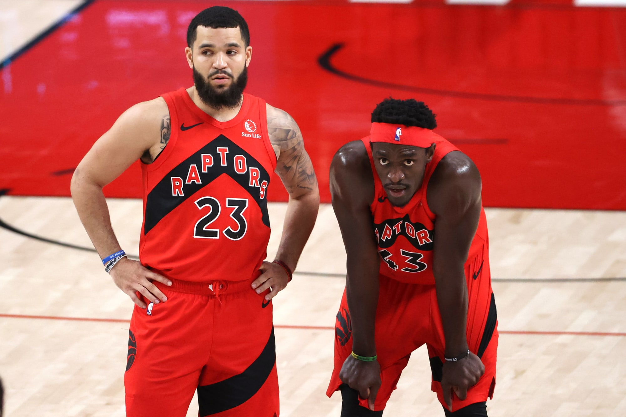 Raptors: Handing out player awards after up-and-down first half