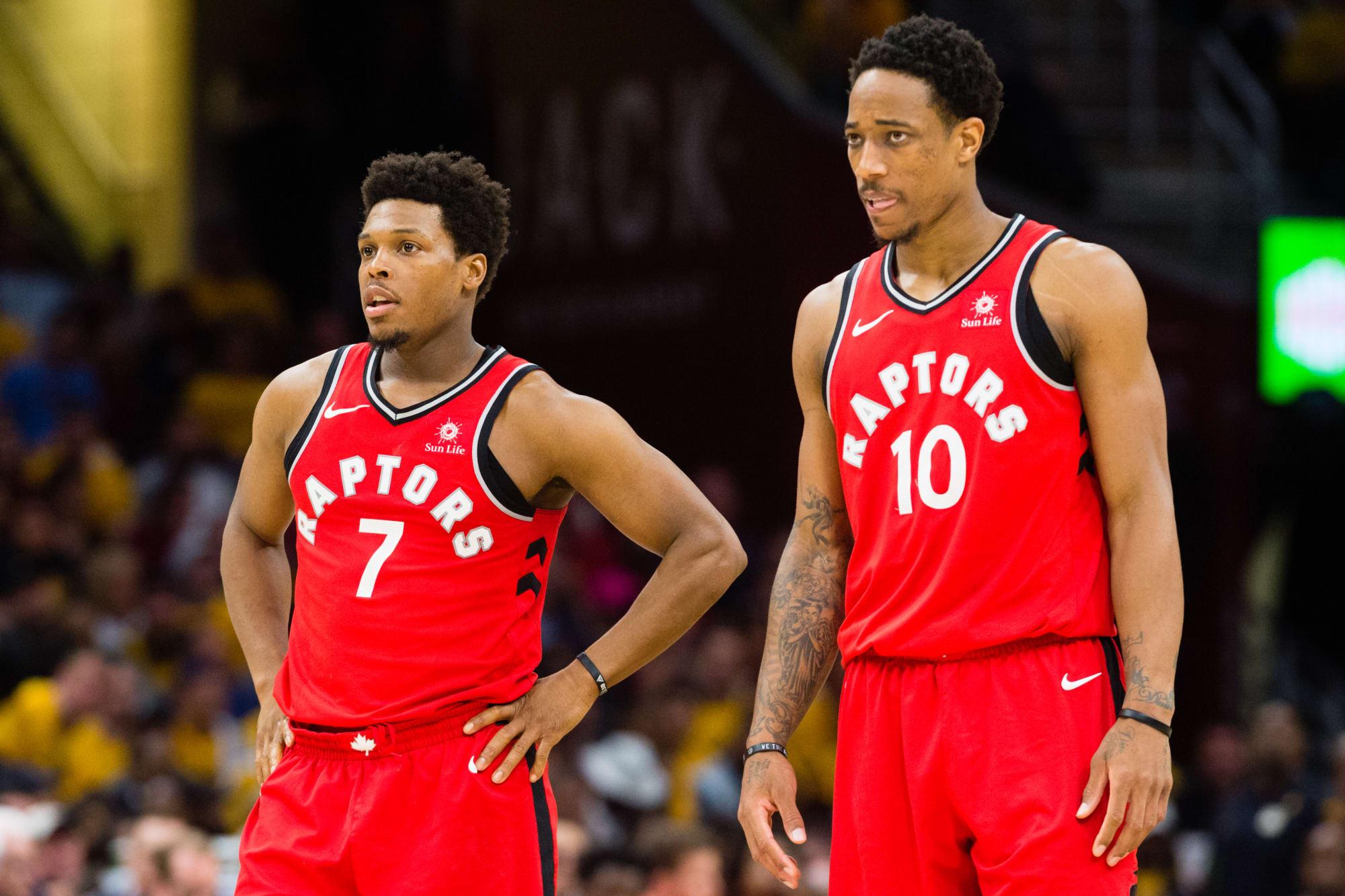Raptors rumors: DeMar DeRozan, Kyle Lowry potentially eyeing Lakers