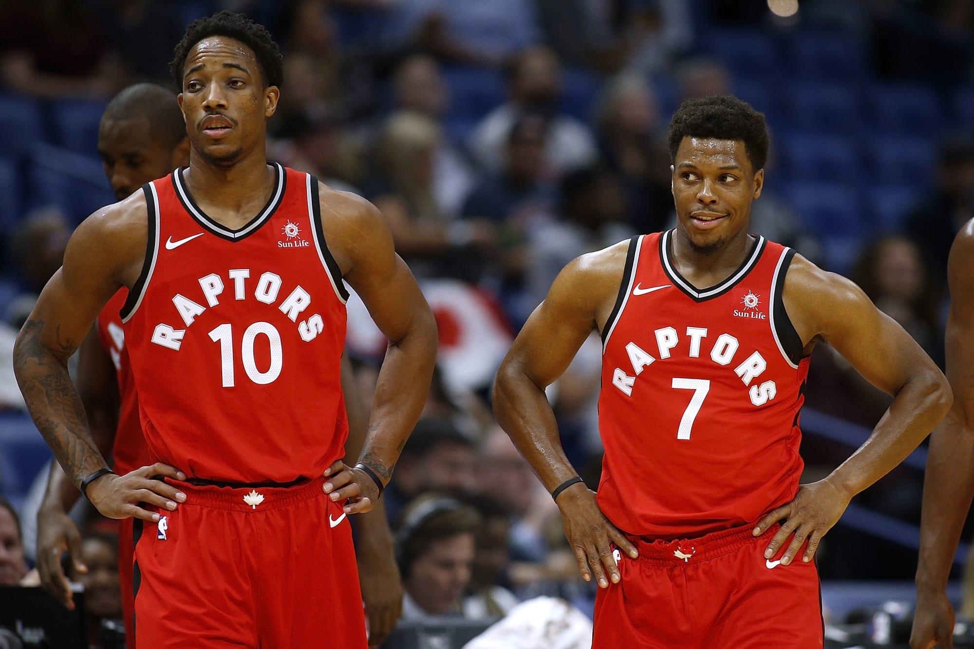 Toronto Raptors: Can Kyle Lowry and DeMar DeRozan reunite?