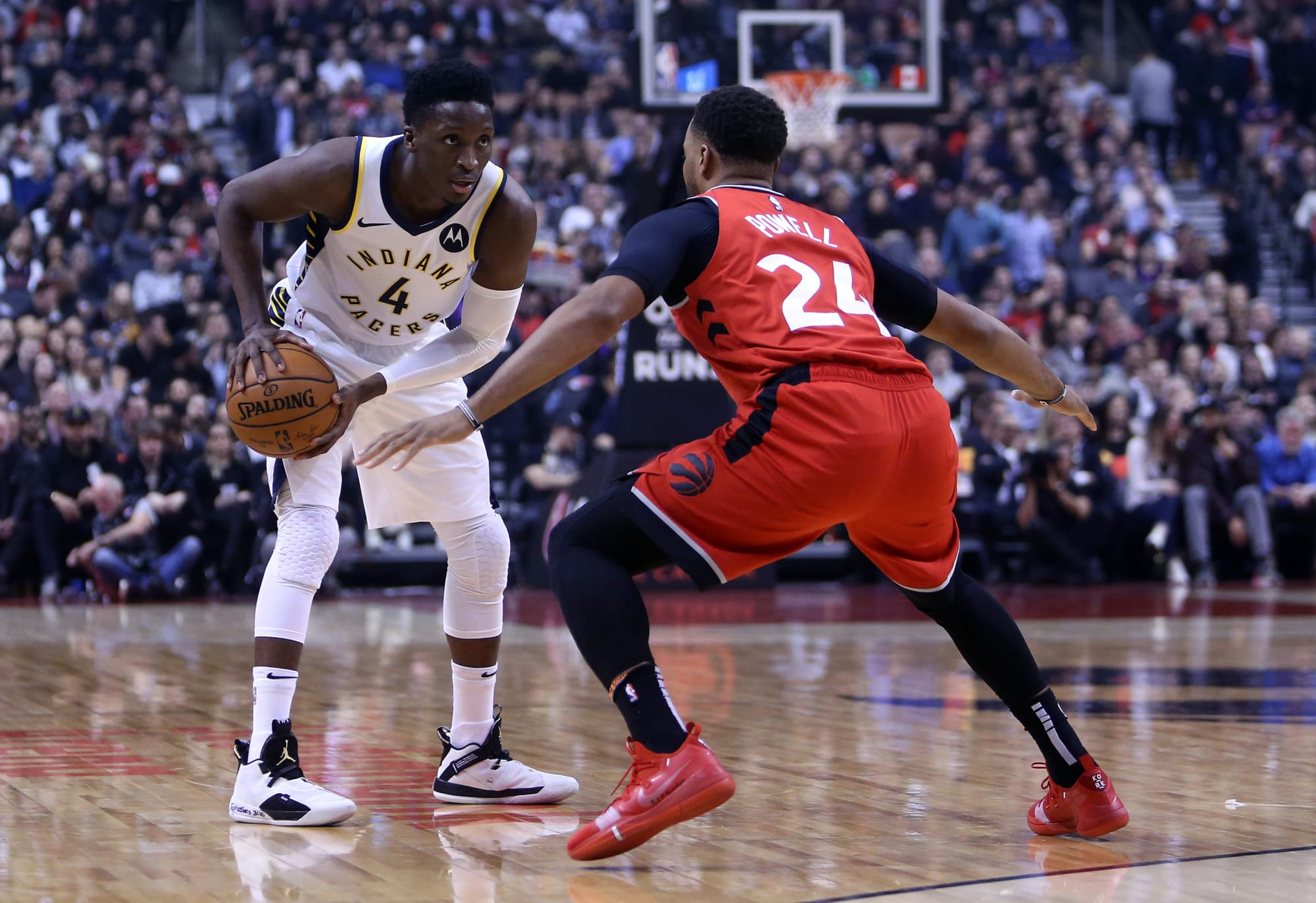Toronto Raptors: Is Victor Oladipo a better long-term play than Norman Powell?