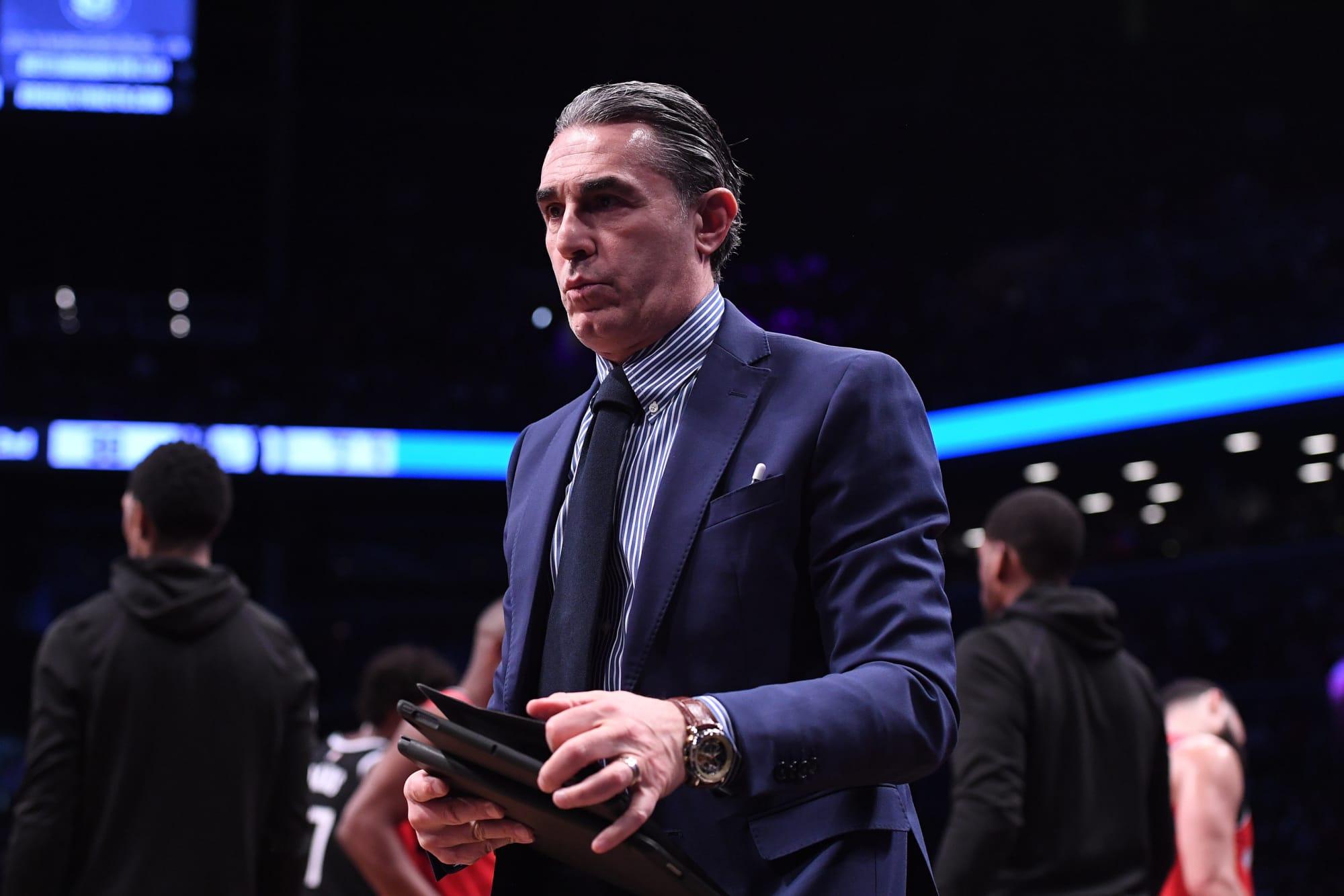 Raptors Star of the Week: Interim head coach Sergio Scariolo