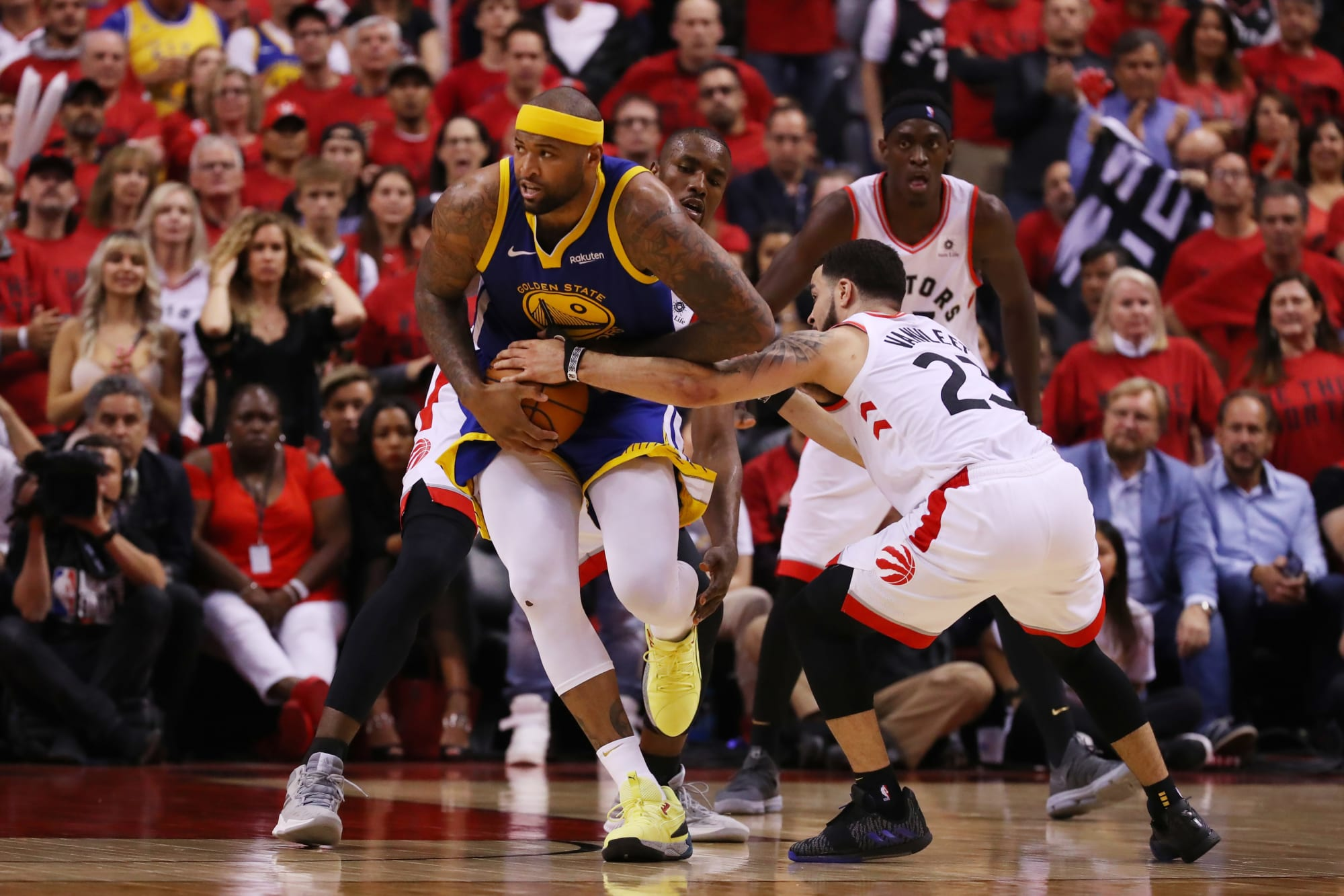 Raptors: Toronto should stay far away from DeMarcus Cousins