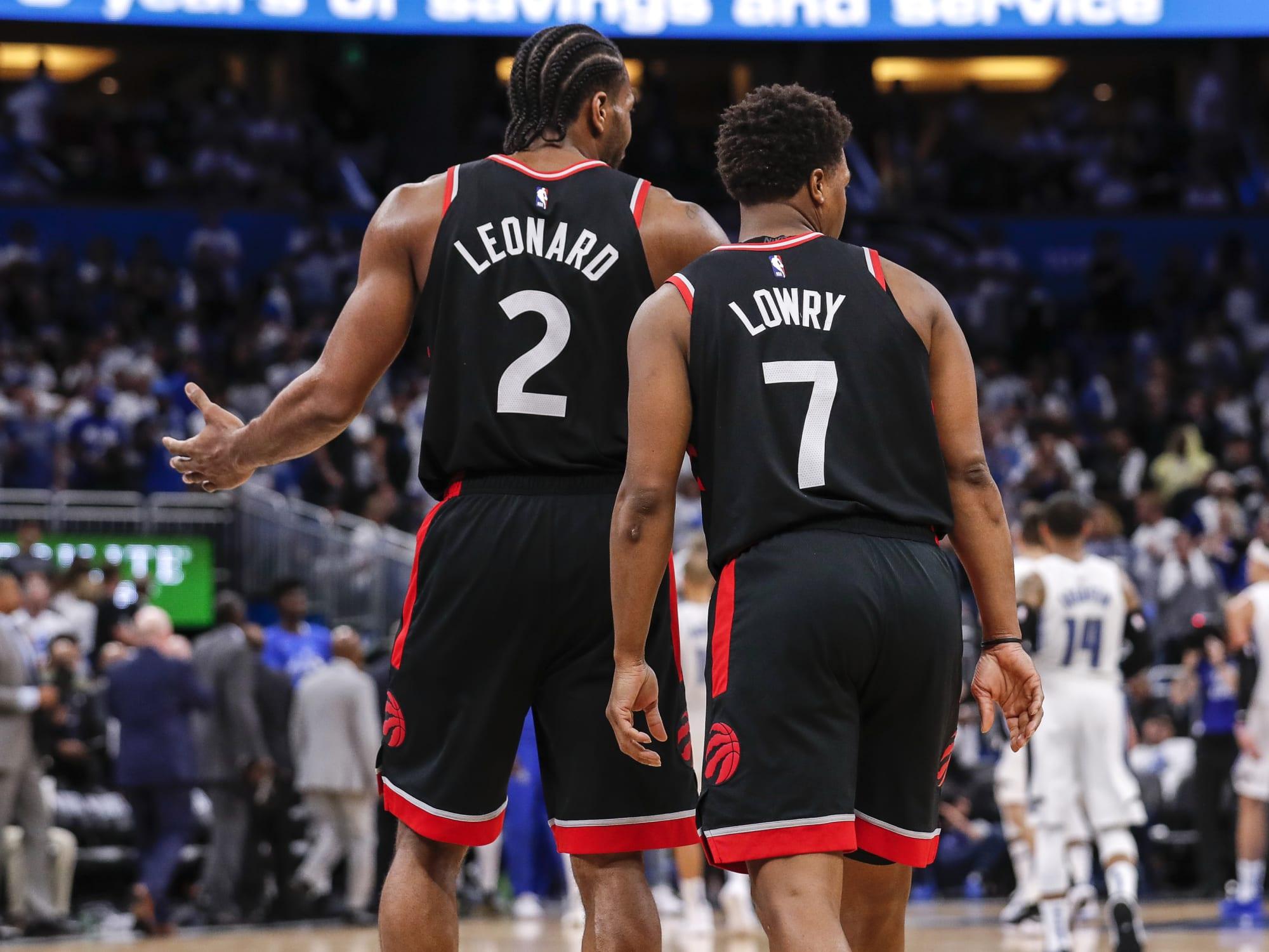 Toronto Raptors: All-time Starting 5