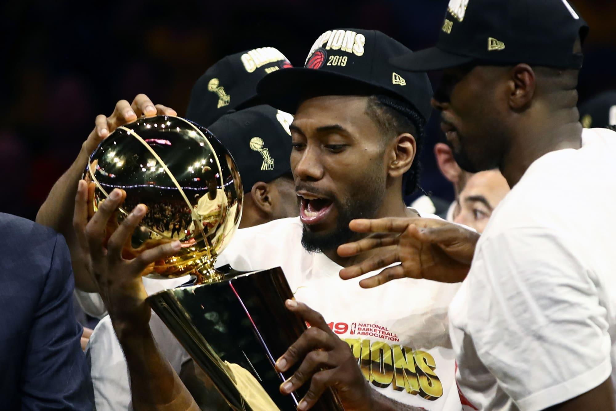 Kawhi Leonard wasn't the only reason the Toronto Raptors became champions