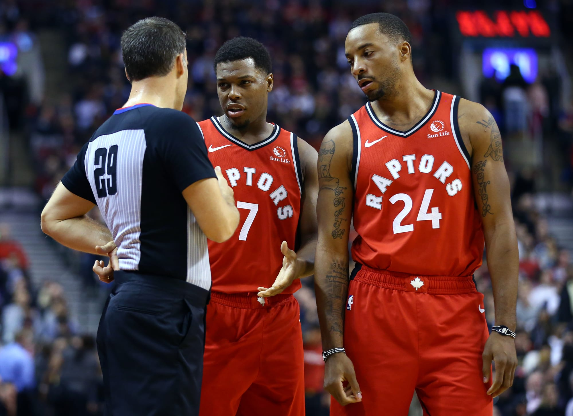 Toronto Raptors: Trade Value Rankings on Deadline Day