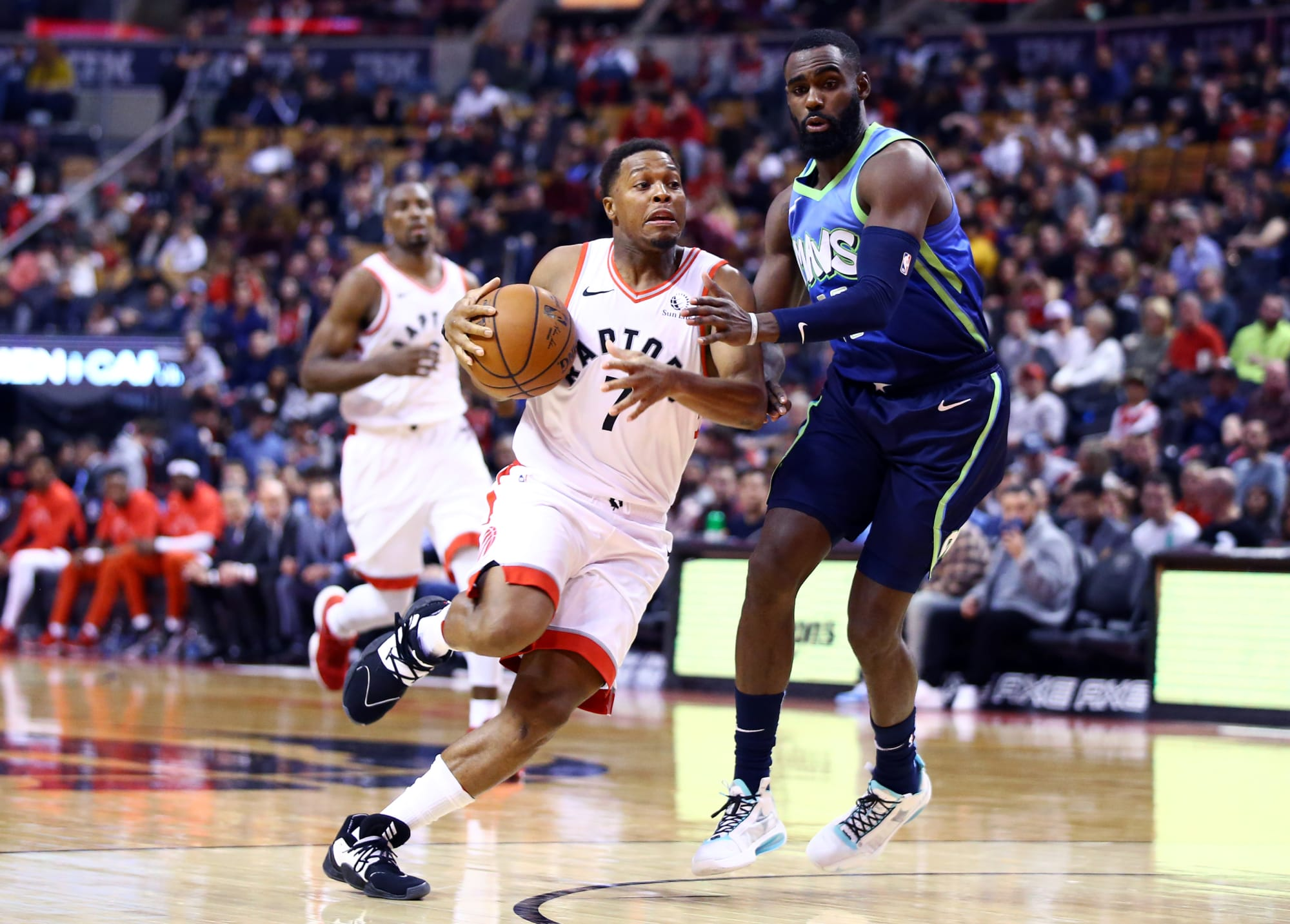 Top five Toronto Raptors' games of the 2019-20 NBA season