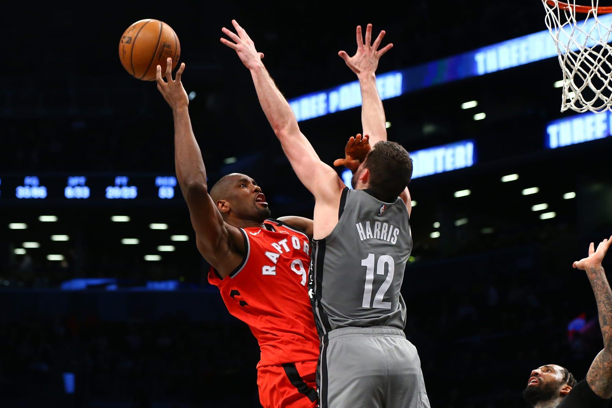Toronto Raptors: Free agency rumors surrounding Serge Ibaka