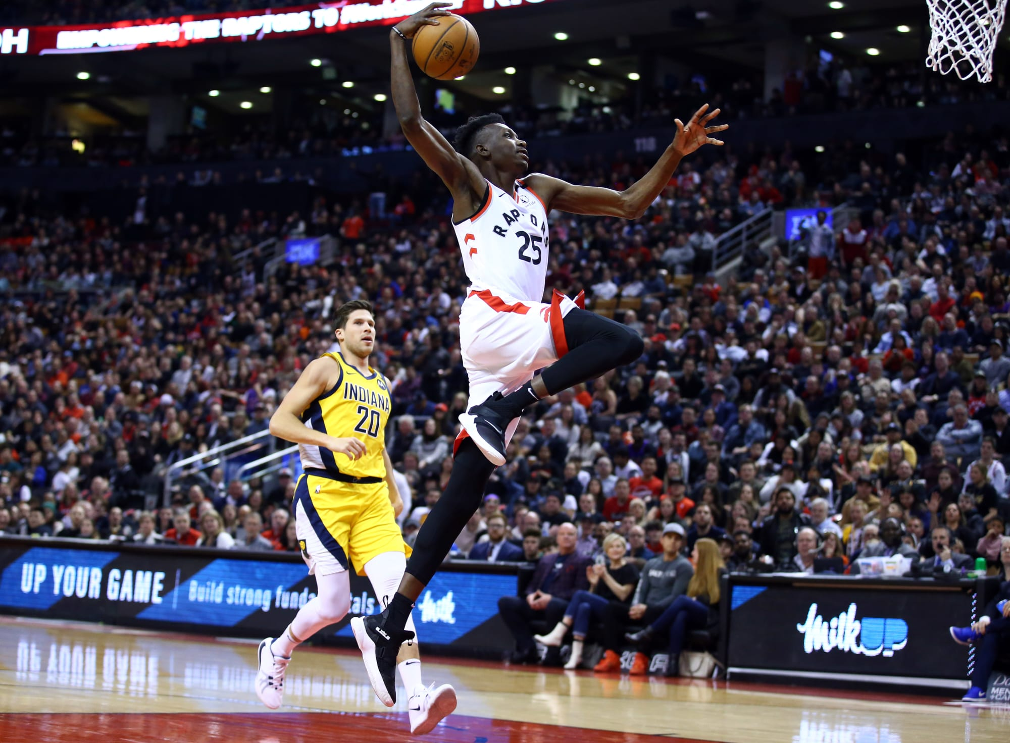 Raptors: Chris Boucher's breakout season makes him one of the NBA's top Canadian players