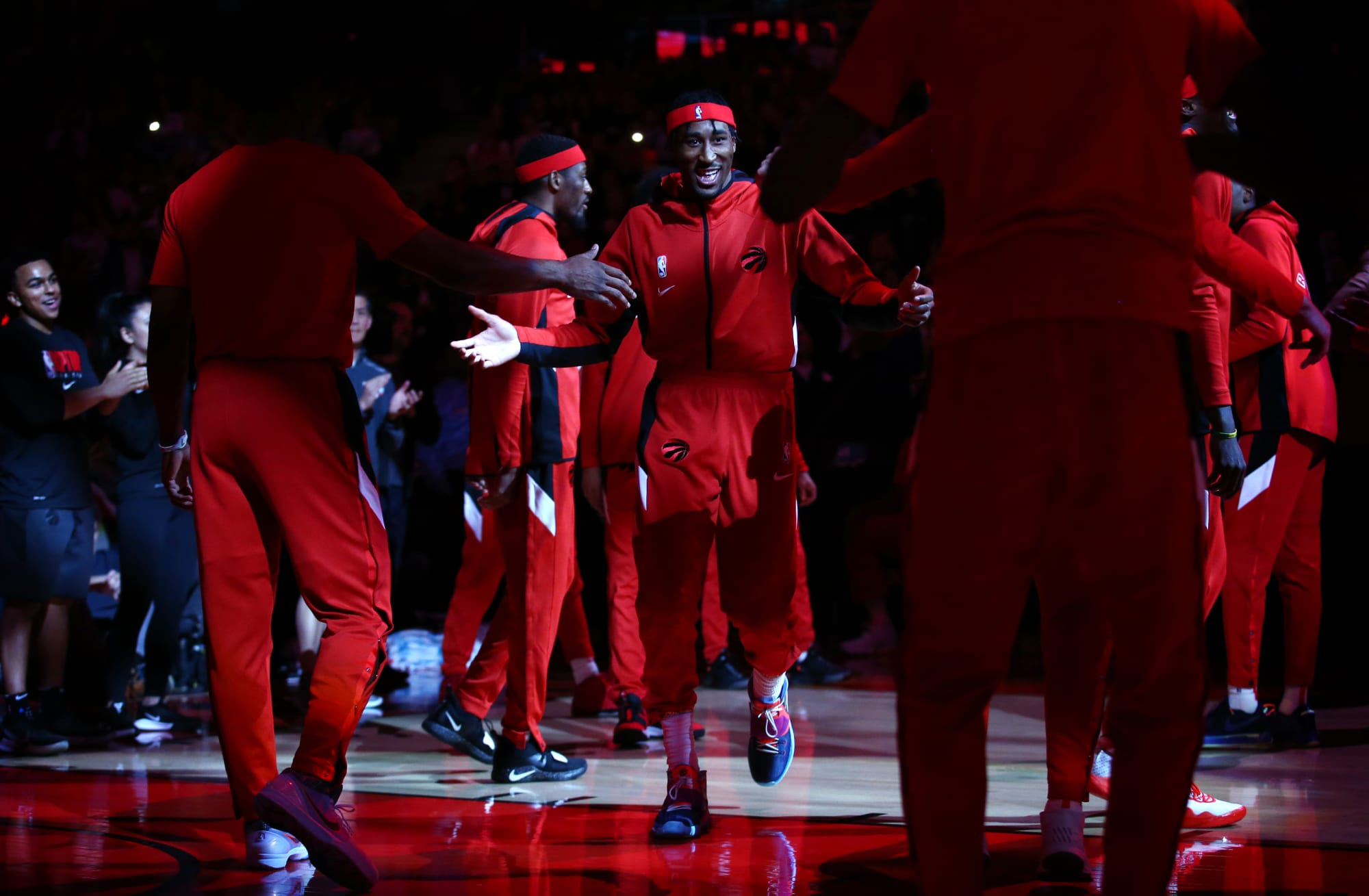 Hey Toronto Raptors, bring back our boy Rondae Hollis-Jefferson