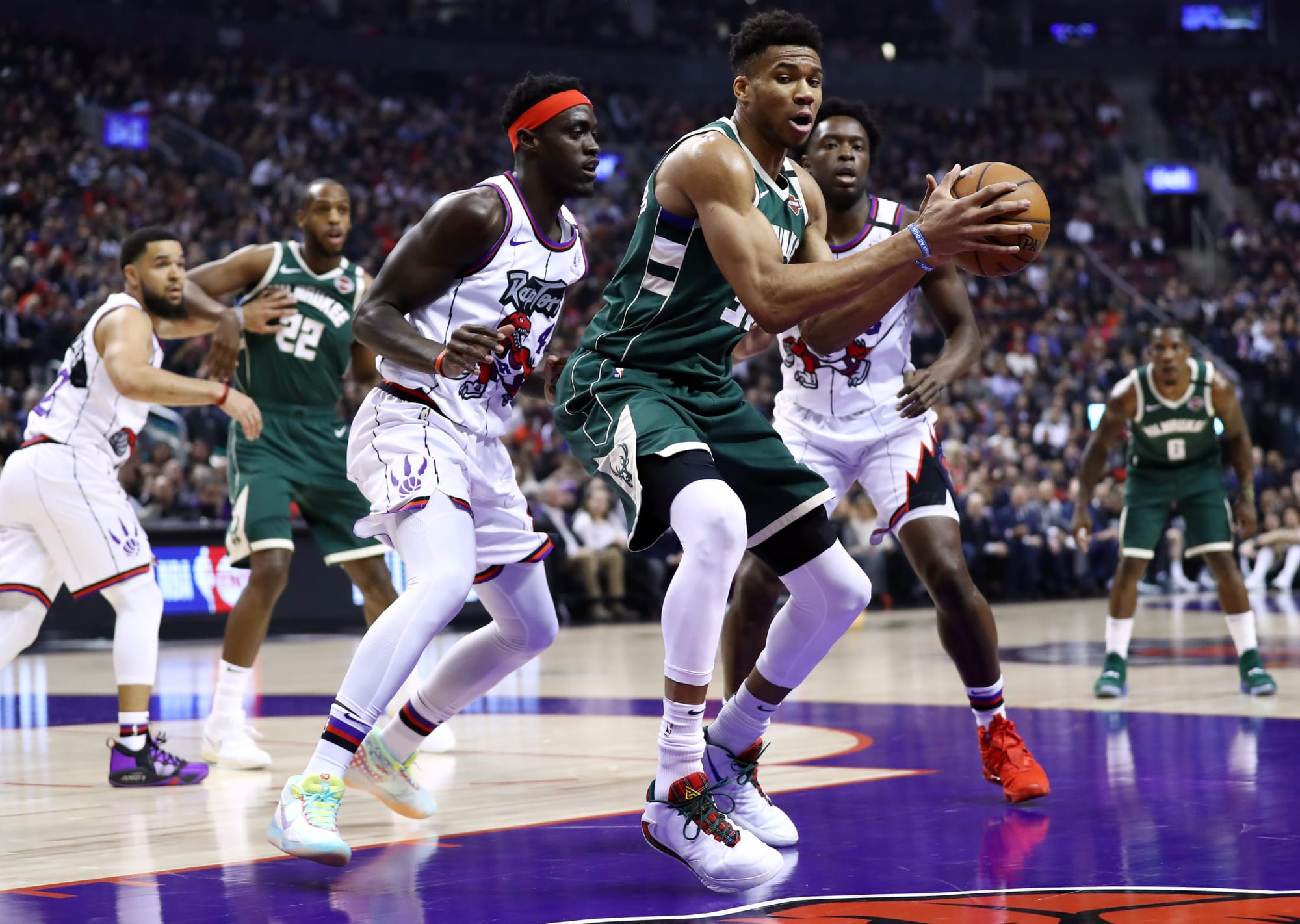 Giannis will impact Ujiri's future with Toronto Raptors