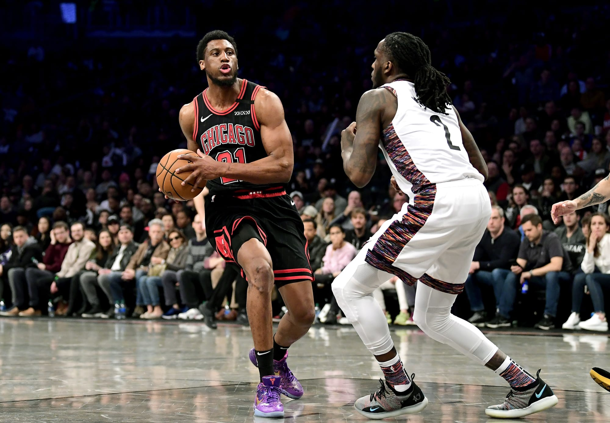 This Raptors-Bulls trade will bring Thad Young to Toronto