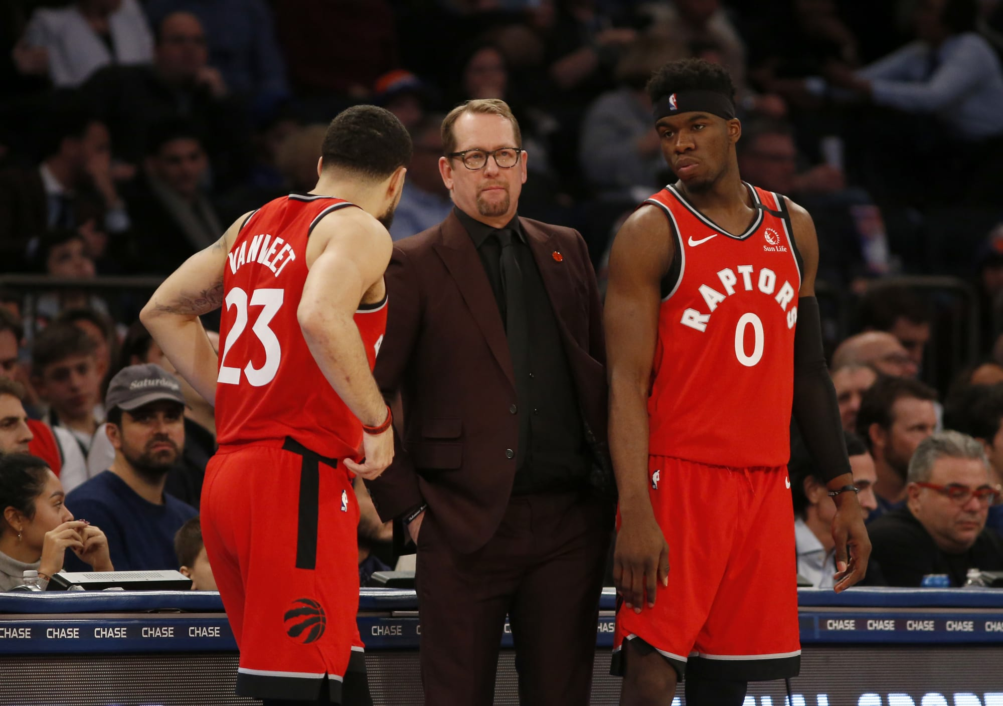 Toronto Raptors: Nick Nurse and his system keeps Toronto competitive and helps the NBA