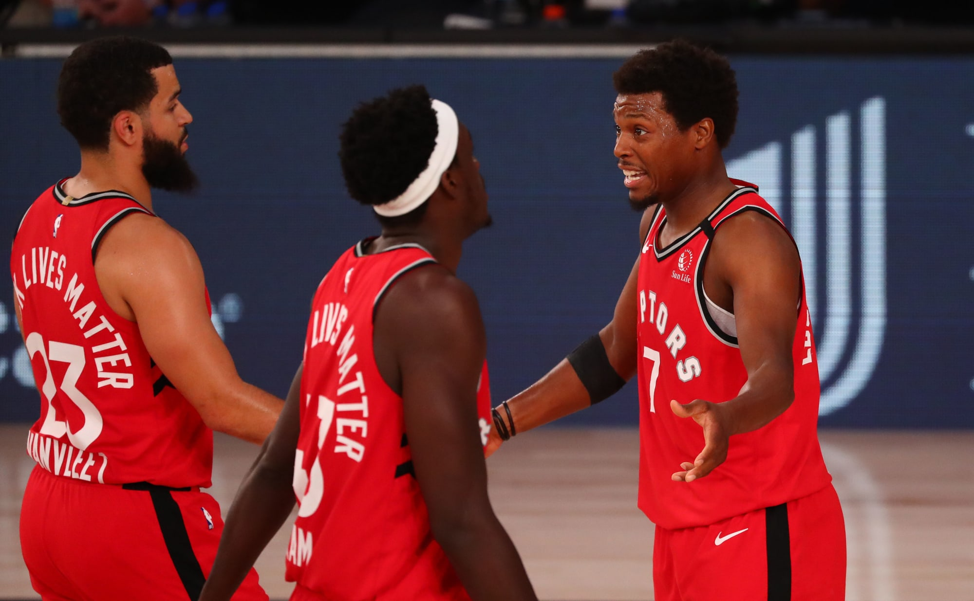 Predicting the 2020-2021 Toronto Raptors starting lineup