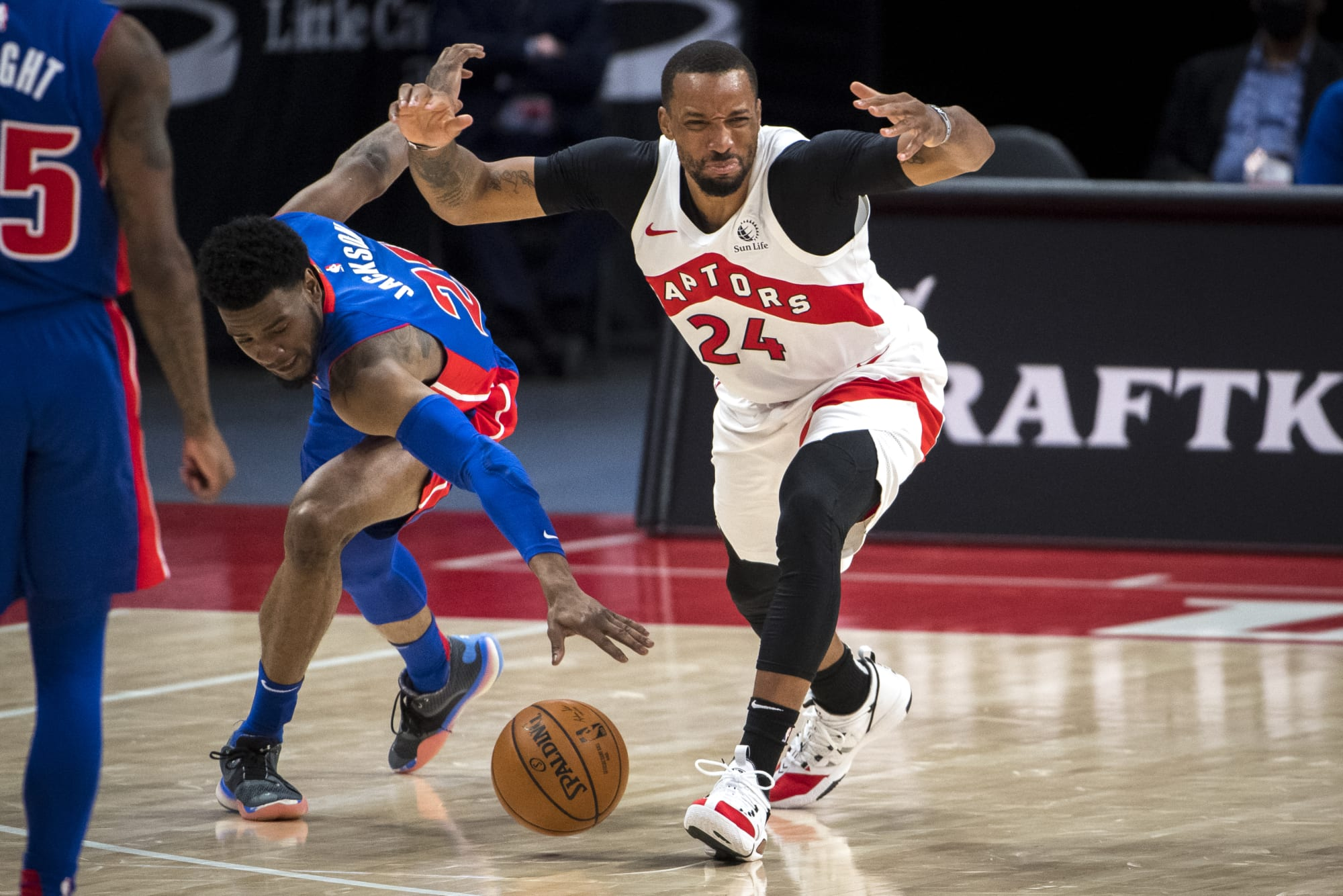 Toronto Raptors: 43 points from Norman Powell not enough in loss to lowly Pistons