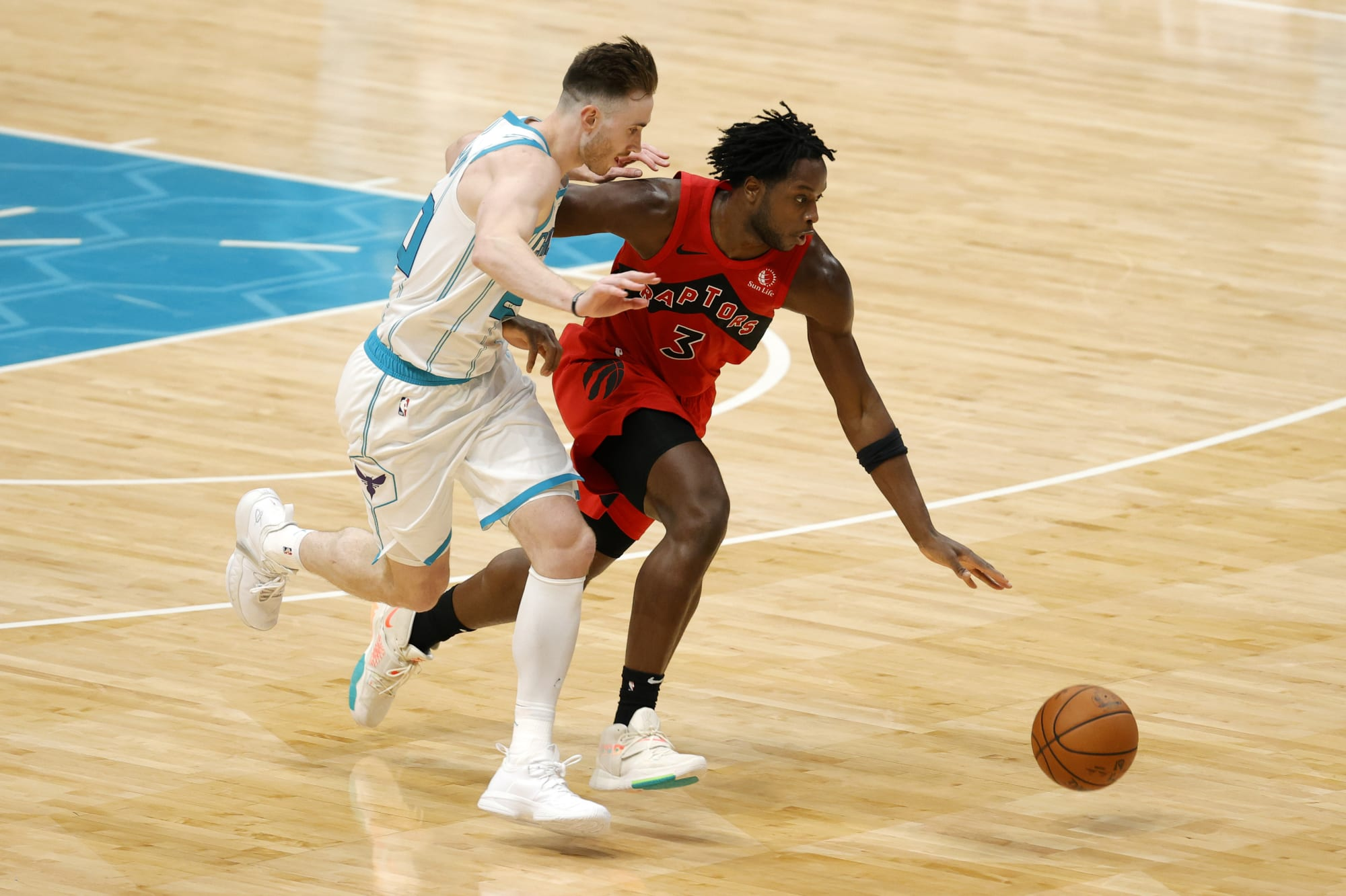 Three key takeaways from the Toronto Raptors win against the Hornets