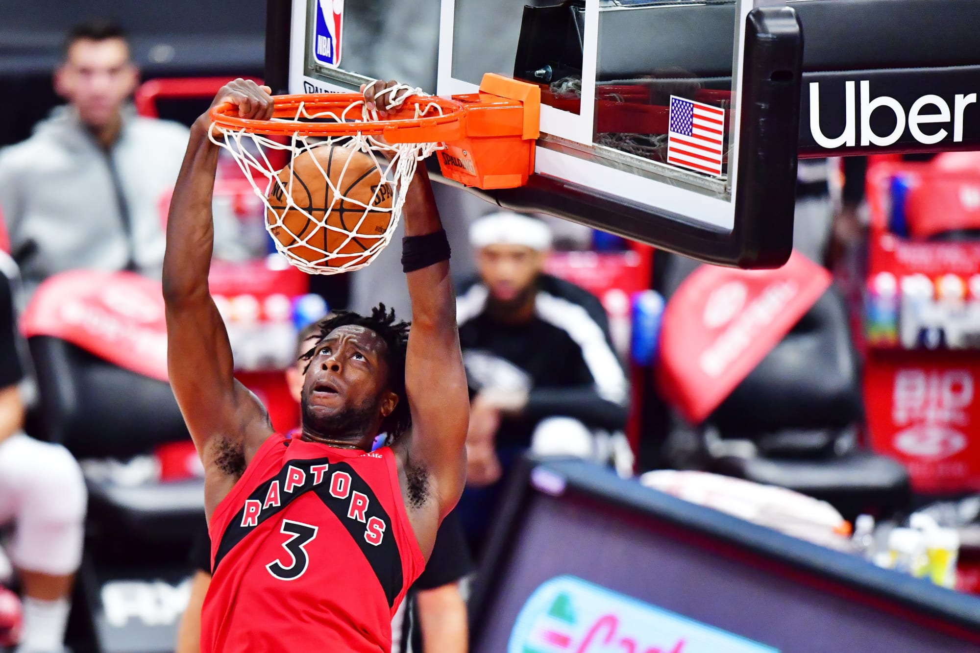 Raptor of the Week:  OG Anunoby
