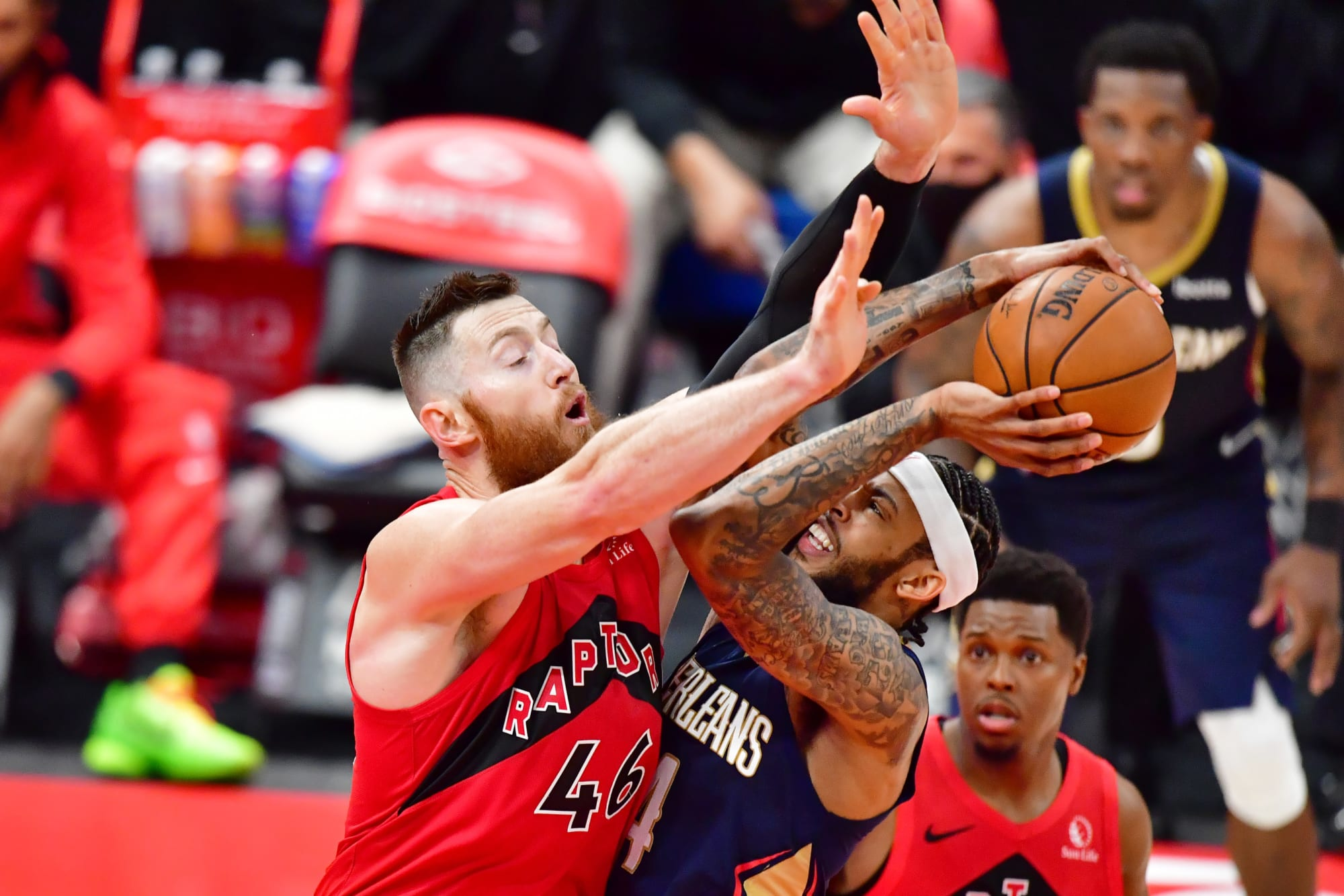 Raptors: Panic or patience on 3 struggling players