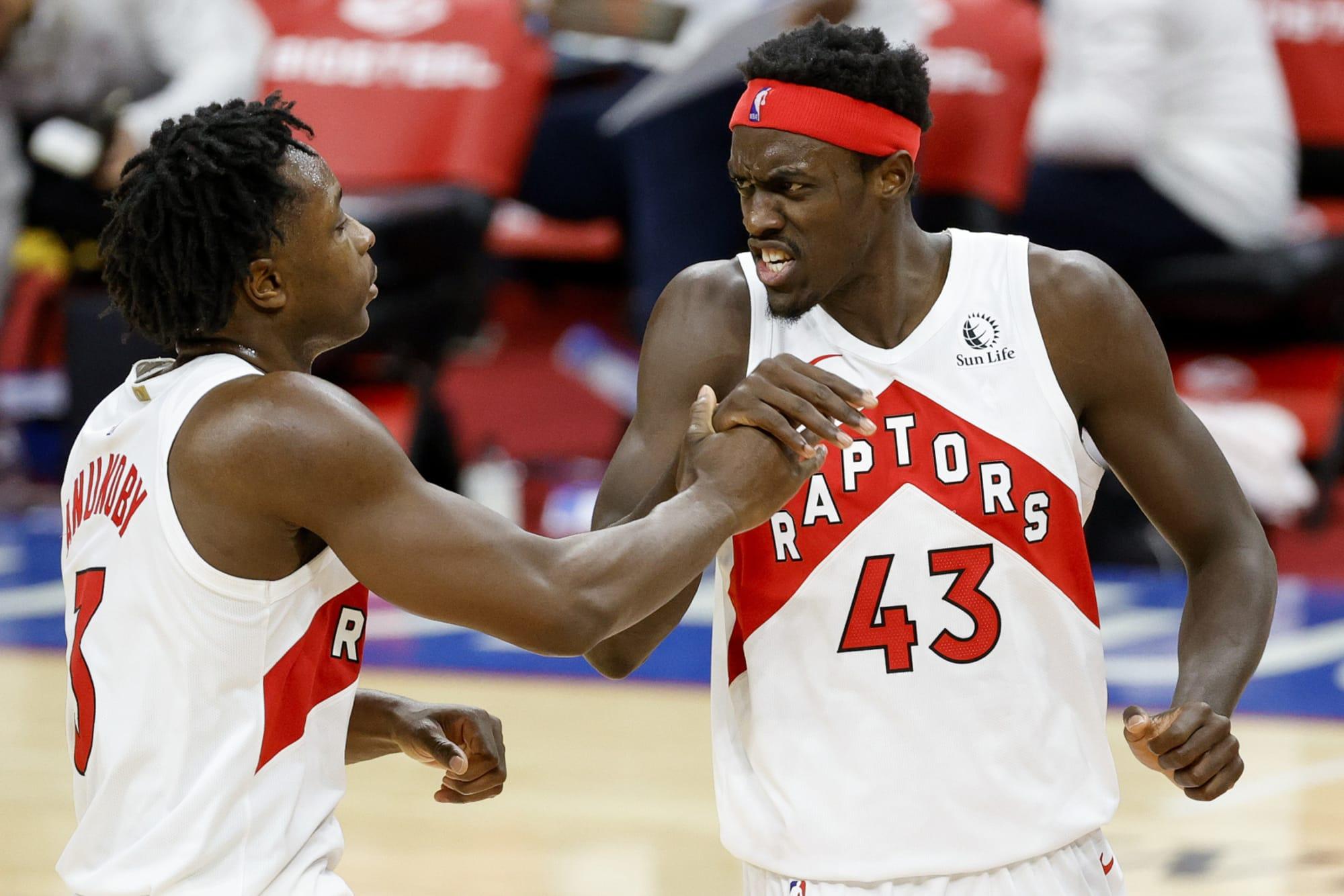 Toronto Raptors: Best and Worst case scenarios for the rotation bigs
