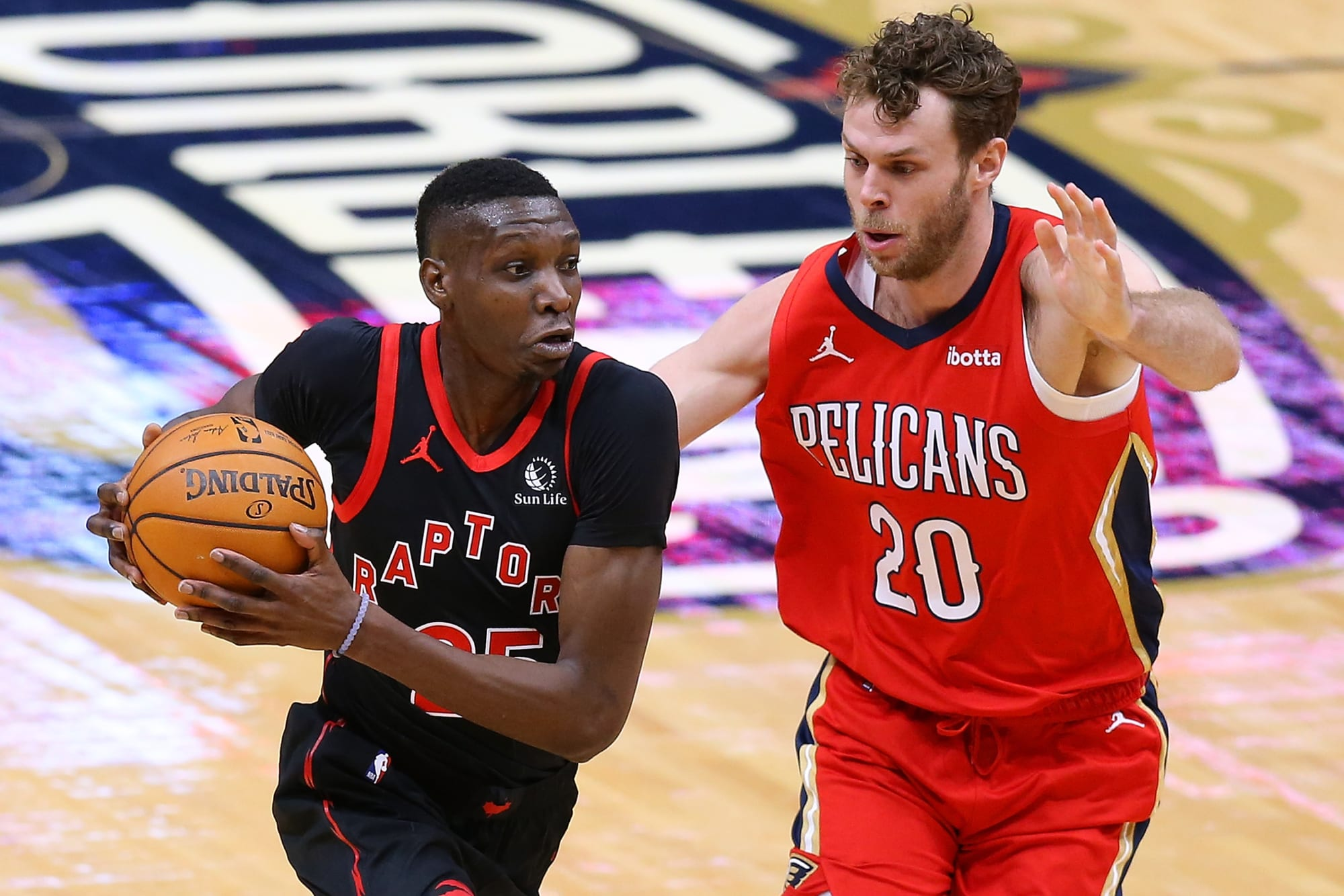 Toronto Raptors are wasting Chris Boucher's excellent start