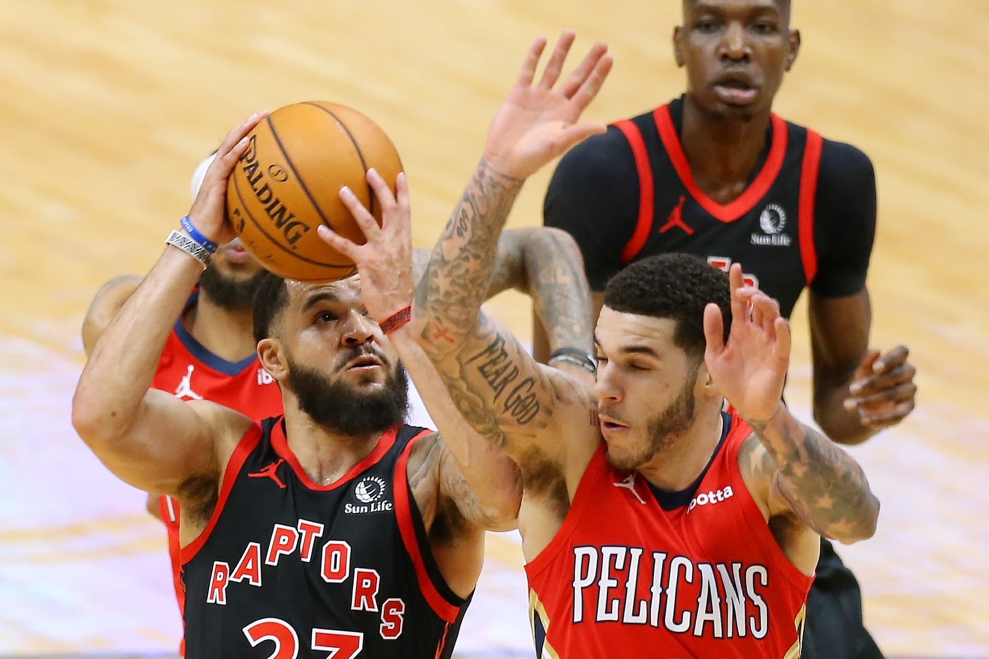 Key takeaways from the Toronto Raptors loss against the Pelicans