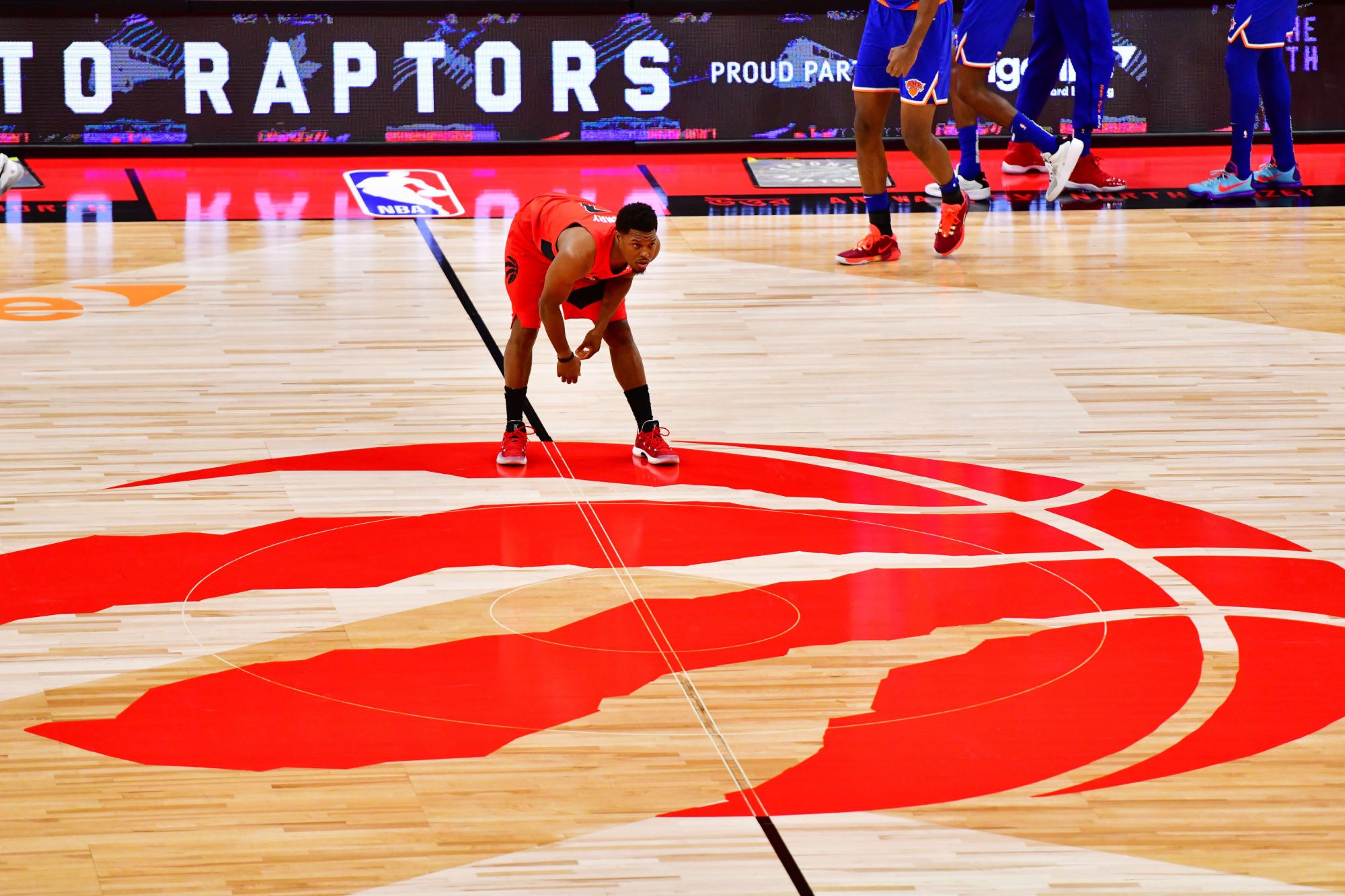 Toronto Raptors: Which player should be taking the last shot?