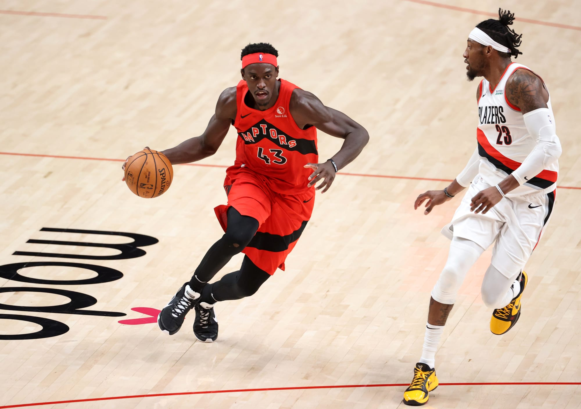 Toronto Raptors: The Pascal Siakam Slander Needs to Stop
