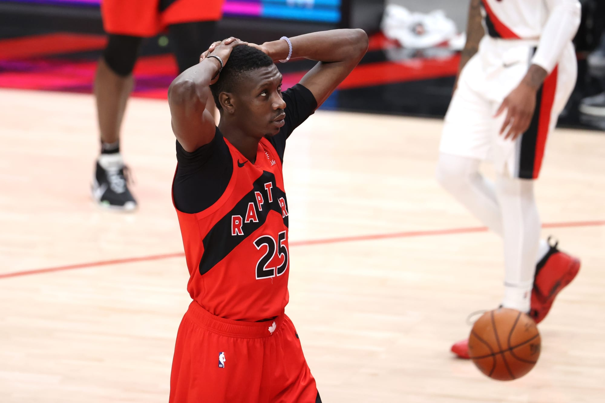 Toronto Raptors: Reasons why Chris Boucher should still come off the bench