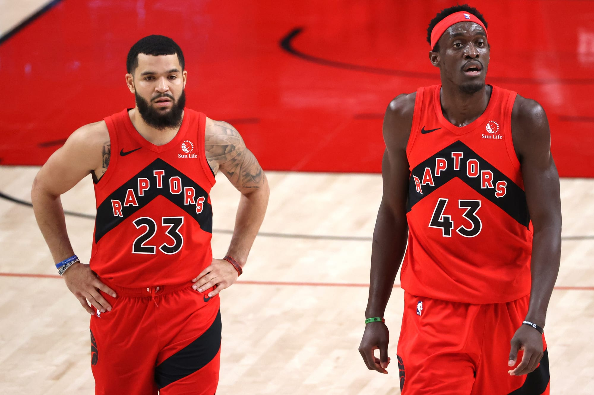 Toronto Raptors: 3 rotation decisions to make in training camp