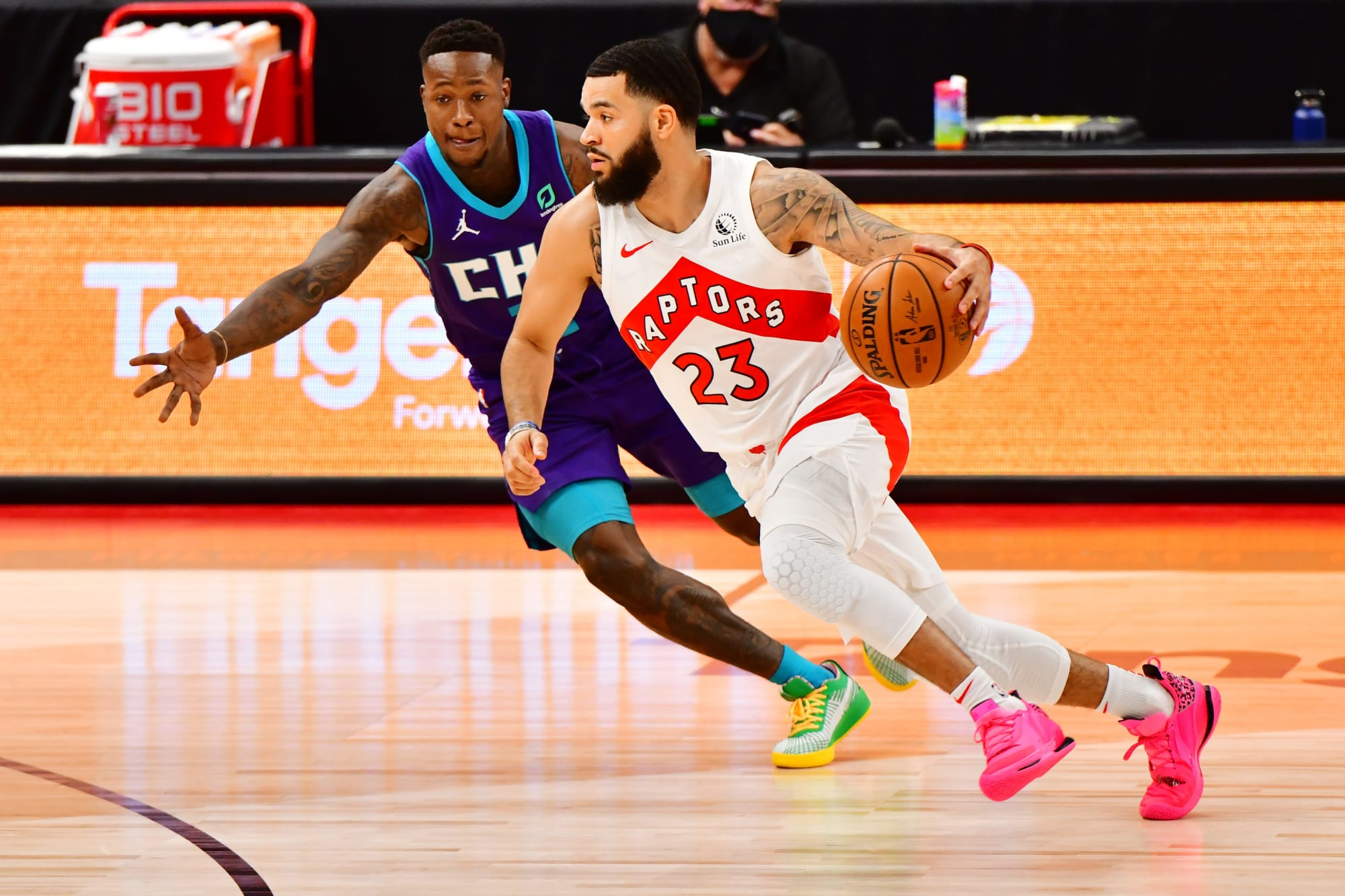 Takeaways from the Toronto Raptors win against the Hornets