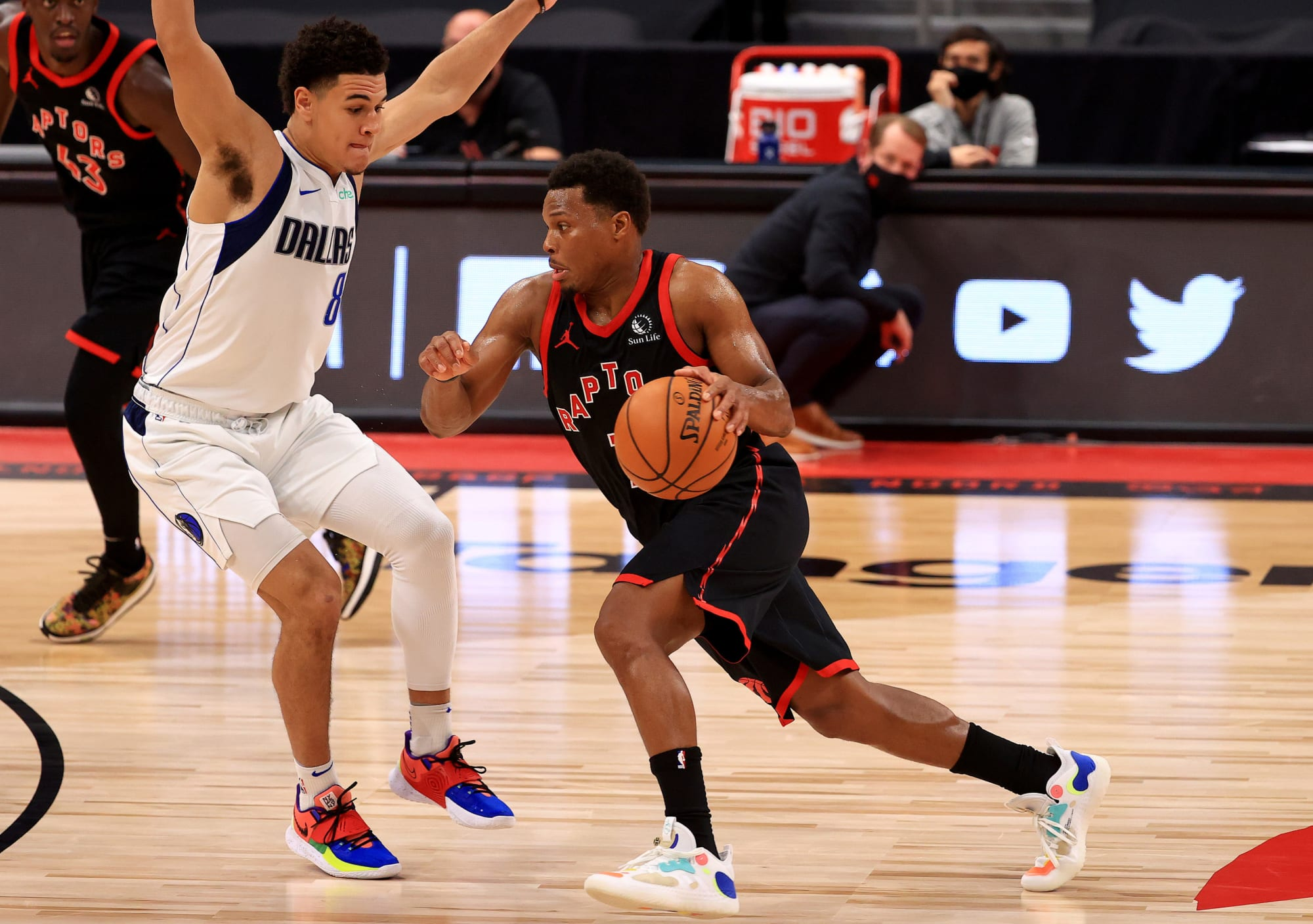 Takeaways from the Toronto Raptors win against the Mavericks