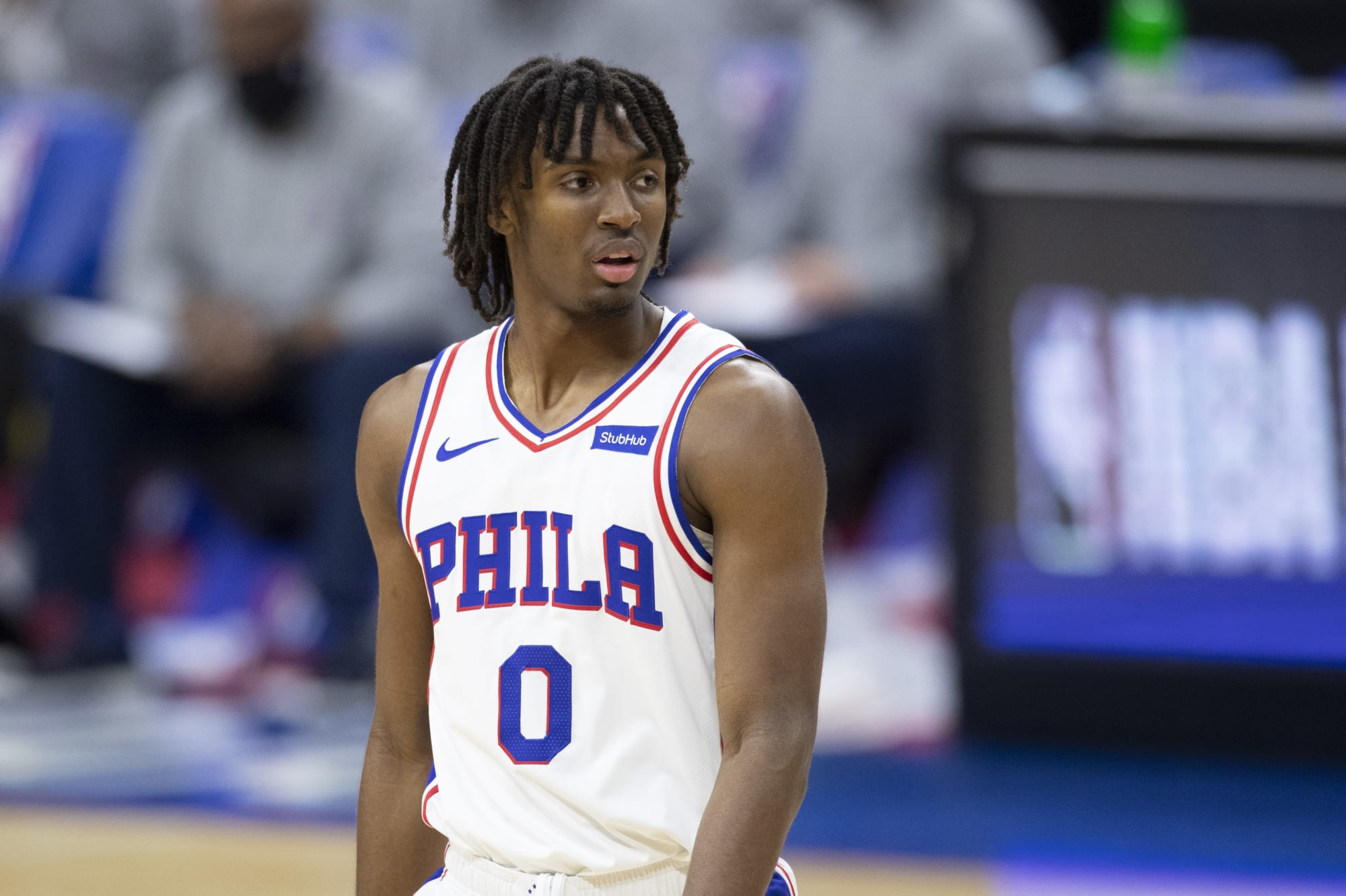 Raptors: Would the 76ers include Tyrese Maxey in a Kyle Lowry trade?
