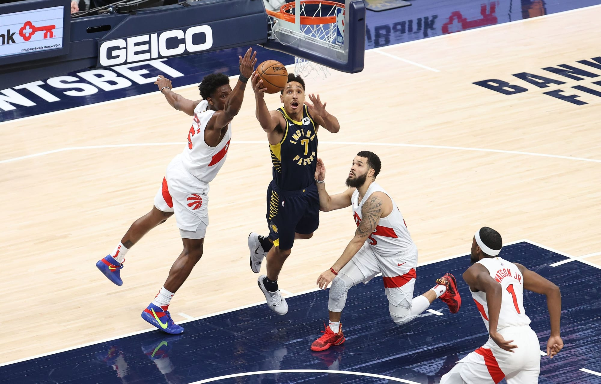 Key takeaways from the Toronto Raptors loss against the Pacers