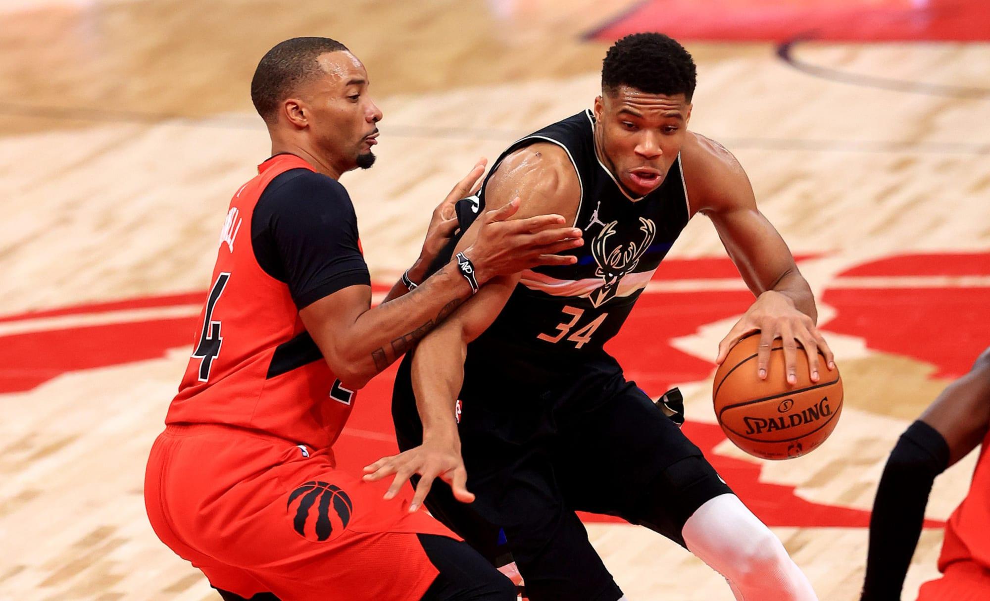 Key takeaways from the Toronto Raptors win against the Bucks
