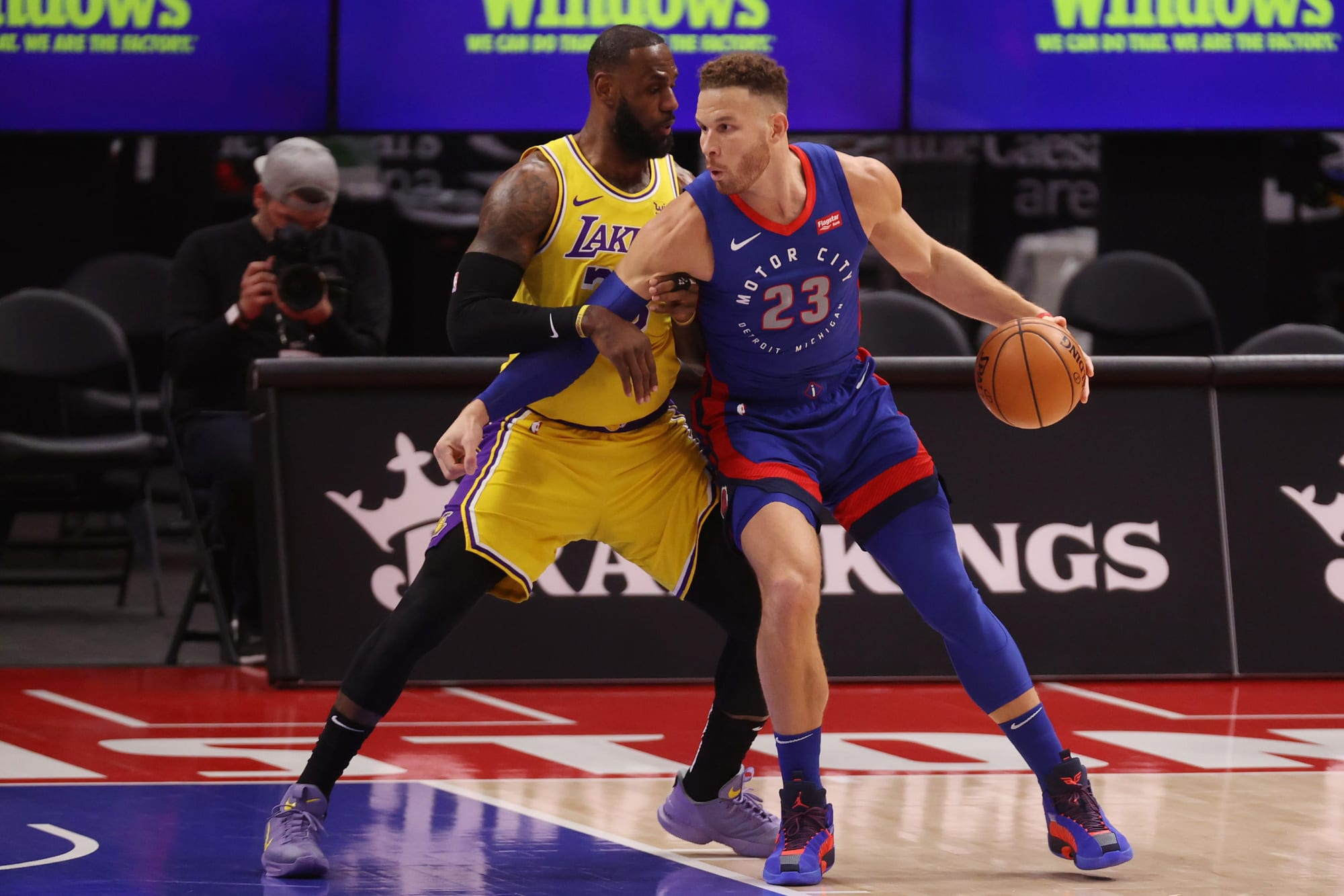 Raptors: What Blake Griffin likely going to the Nets means for Toronto