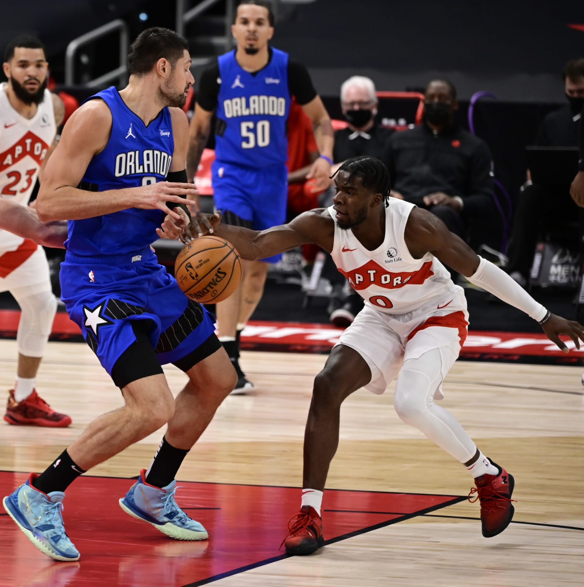Key takeaways from the Toronto Raptors win against the Magic