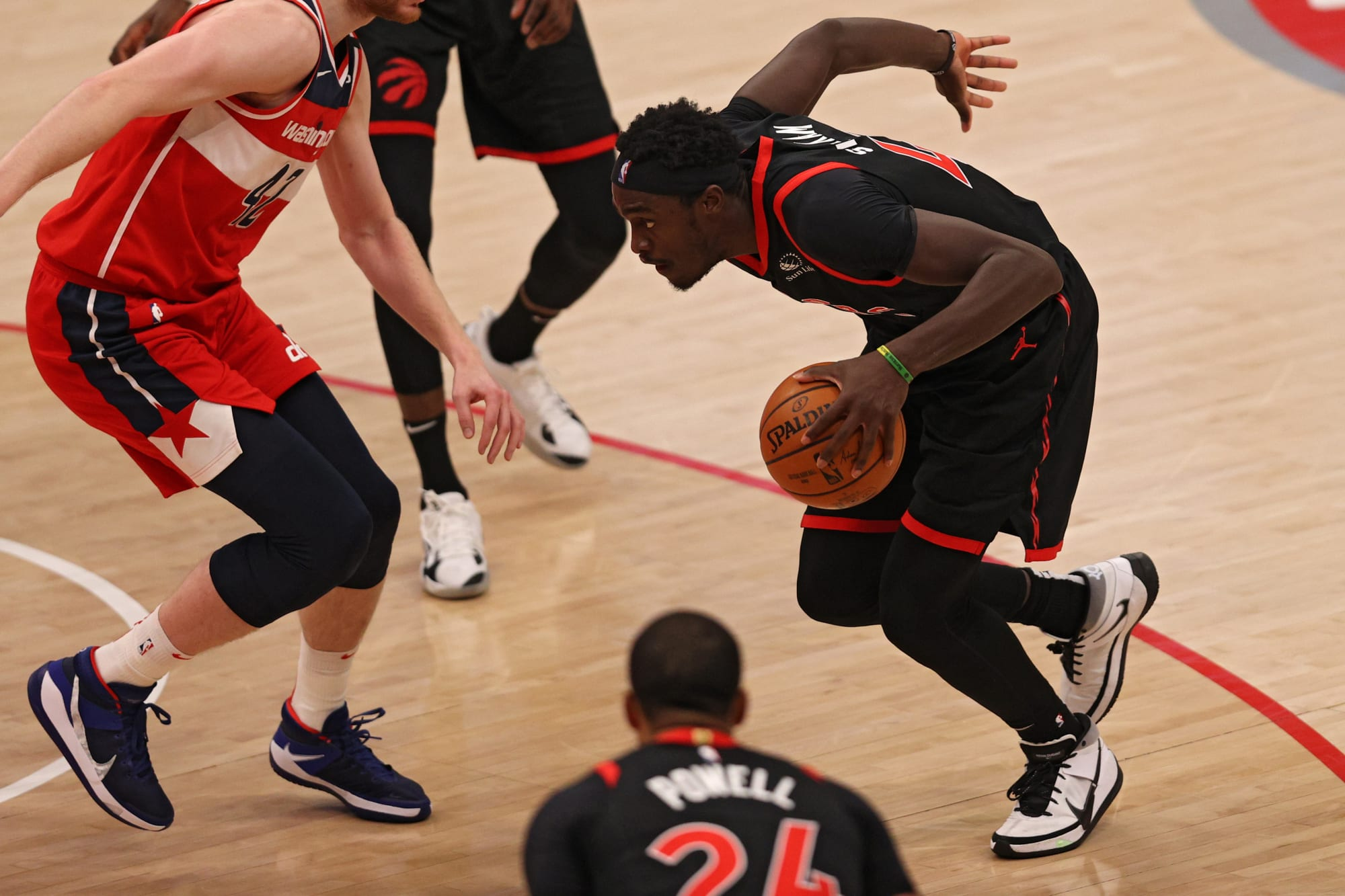 Raptors recap: Pascal Siakam leads wire-to-wire win over poor Wizards defense
