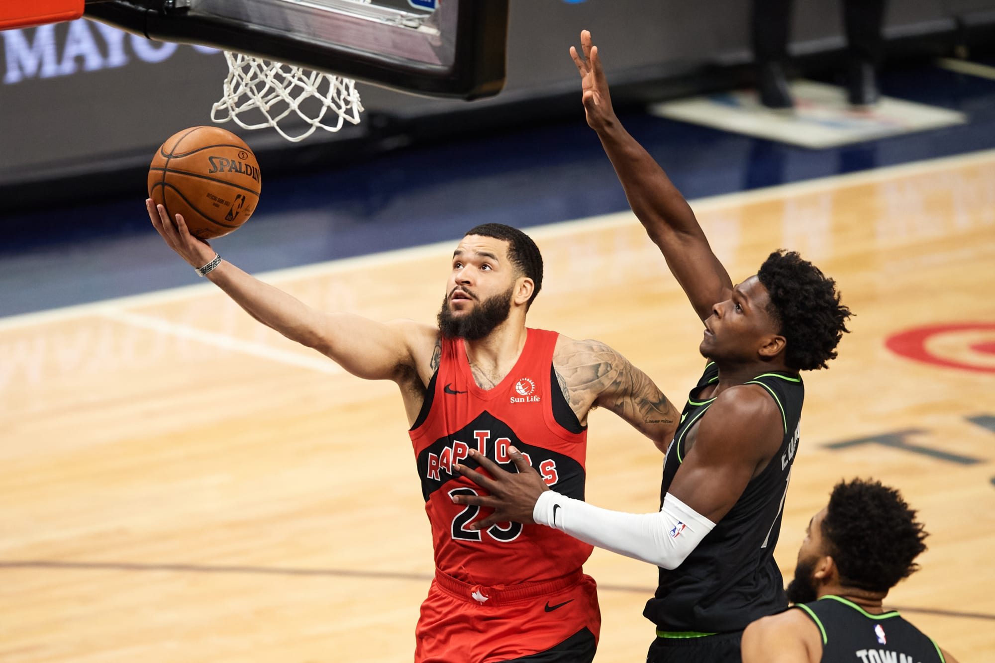 Raptors: How playing in Tampa could help them on the buyout market