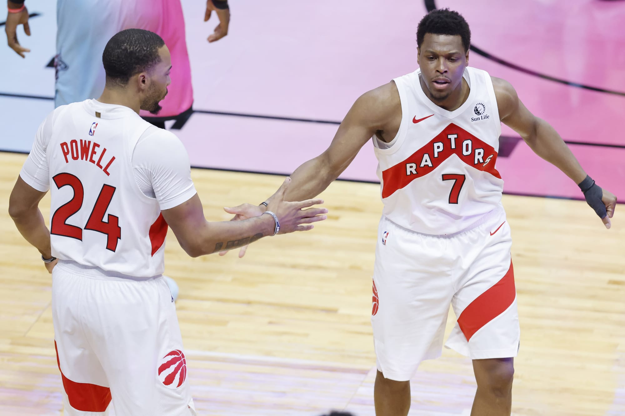 Are the Toronto Raptors legit contenders in the crowded East?