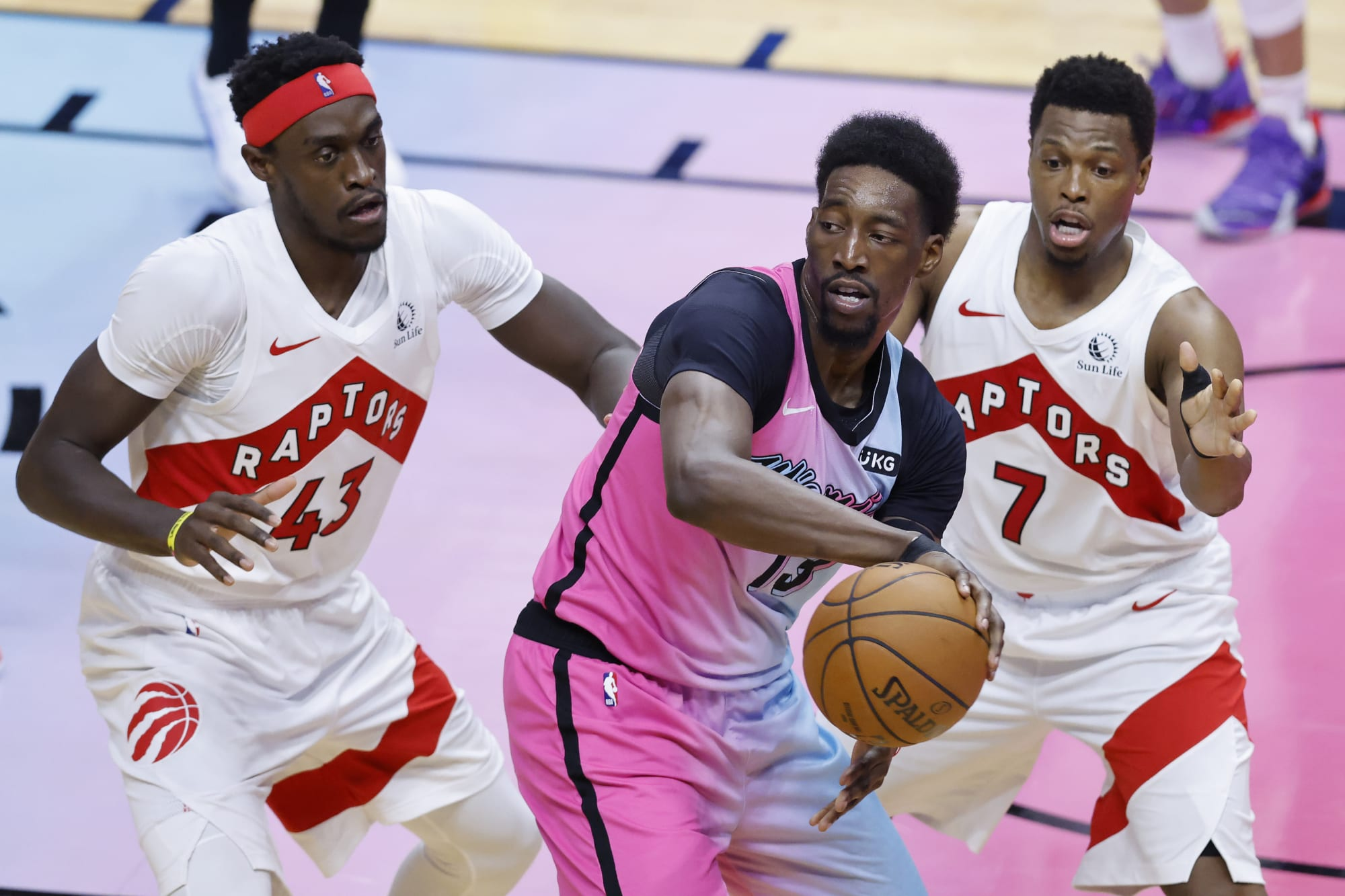 Raptors are having success against the East's elite teams
