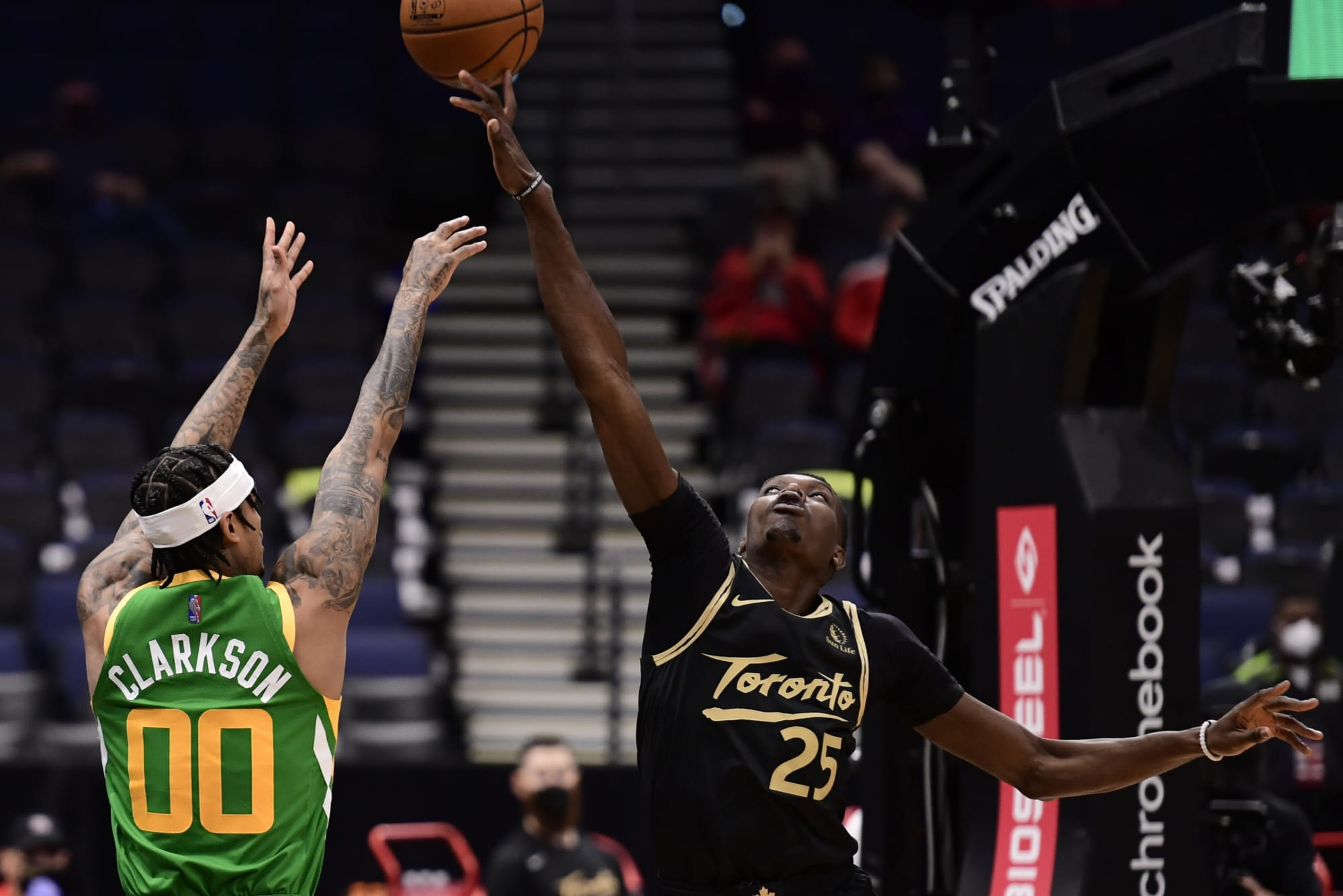 Toronto Raptors: Chris Boucher rips NBA on Instagram for Sixth Man snub