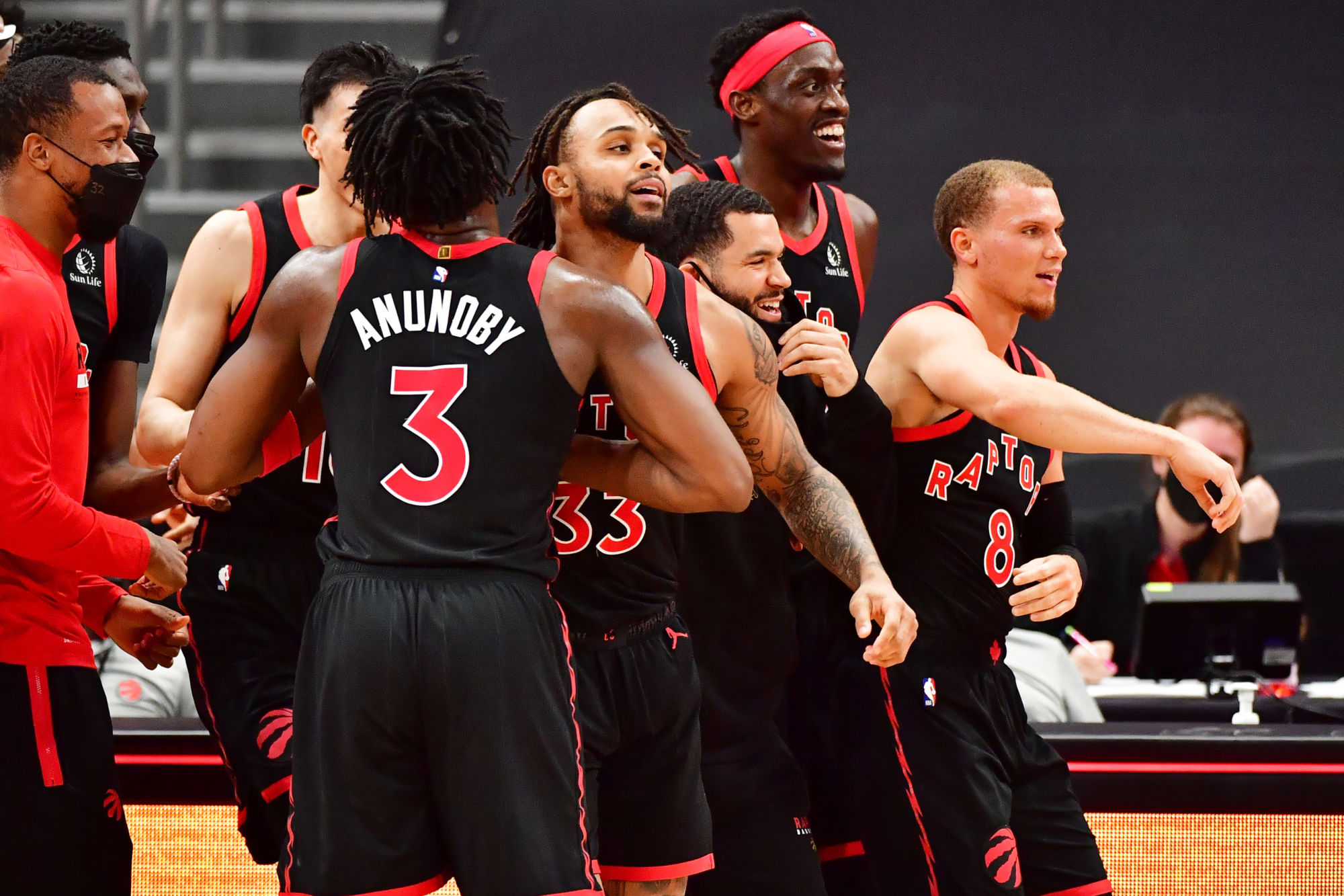 Toronto Raptors: Now would be the most painless time to tank