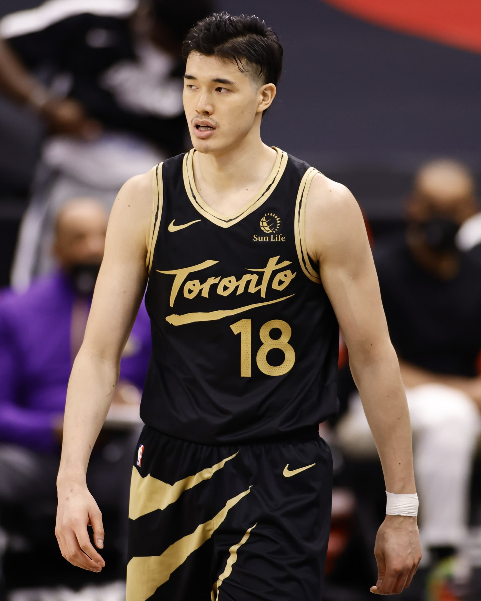 Toronto Raptors: Yuta Watanabe makes a major impact in Toronto and Japan