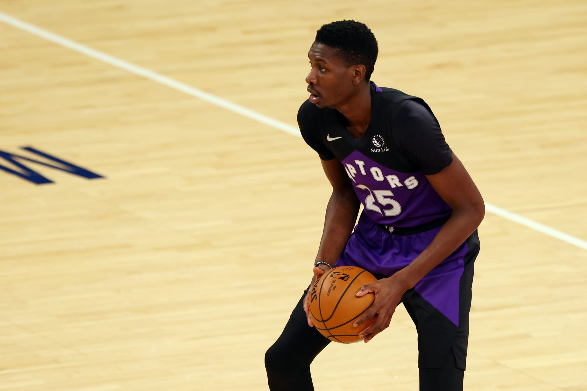 Raptors: Projecting Chris Boucher's stats without Pascal Siakam